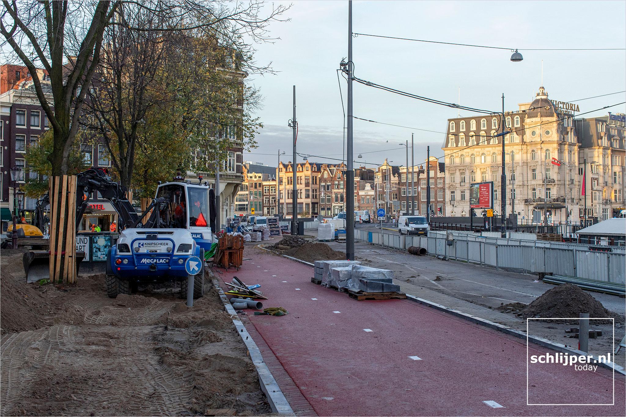 Nederland, Amsterdam, 13 november 2020