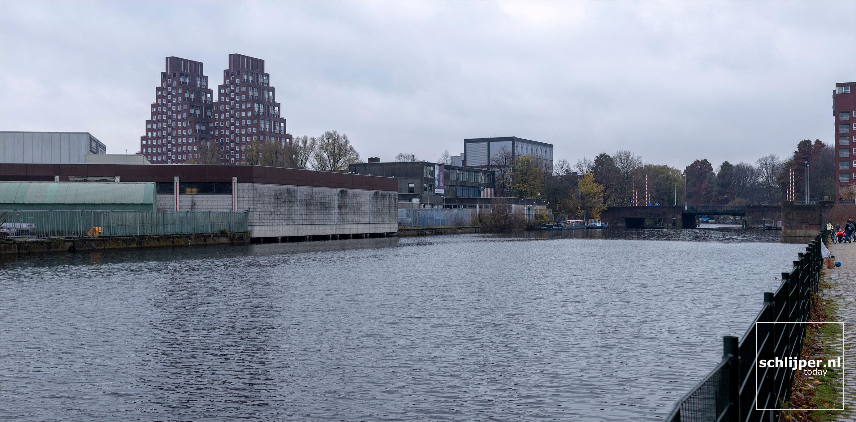 Nederland, Amsterdam, 14 november 2020