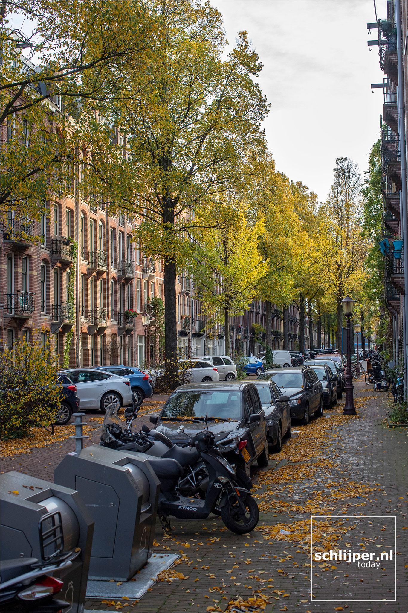 Nederland, Amsterdam, 15 november 2020