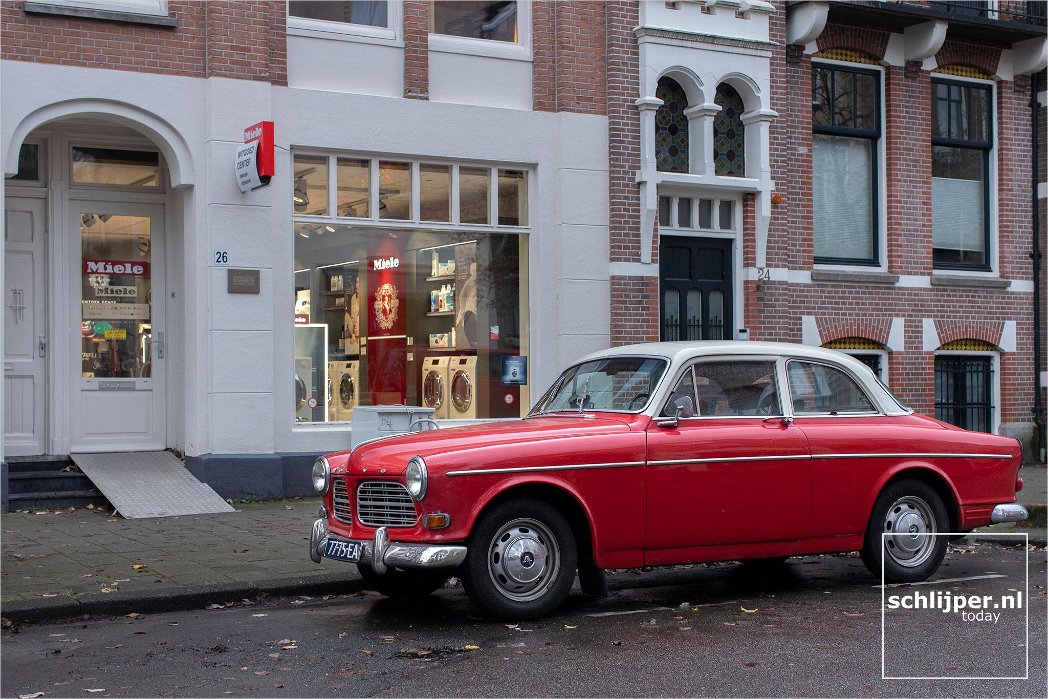 Nederland, Amsterdam, 16 november 2020