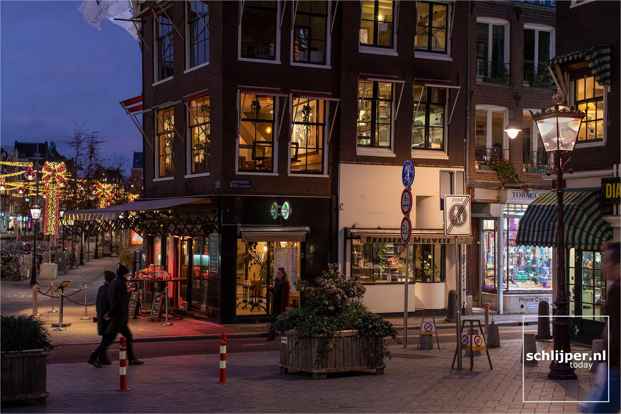Nederland, Amsterdam, 17 november 2020