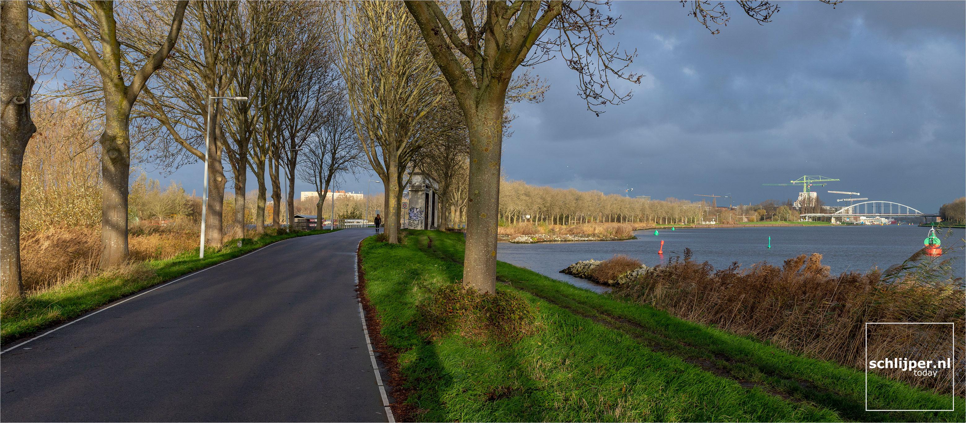 Nederland, Amsterdam, 19 november 2020