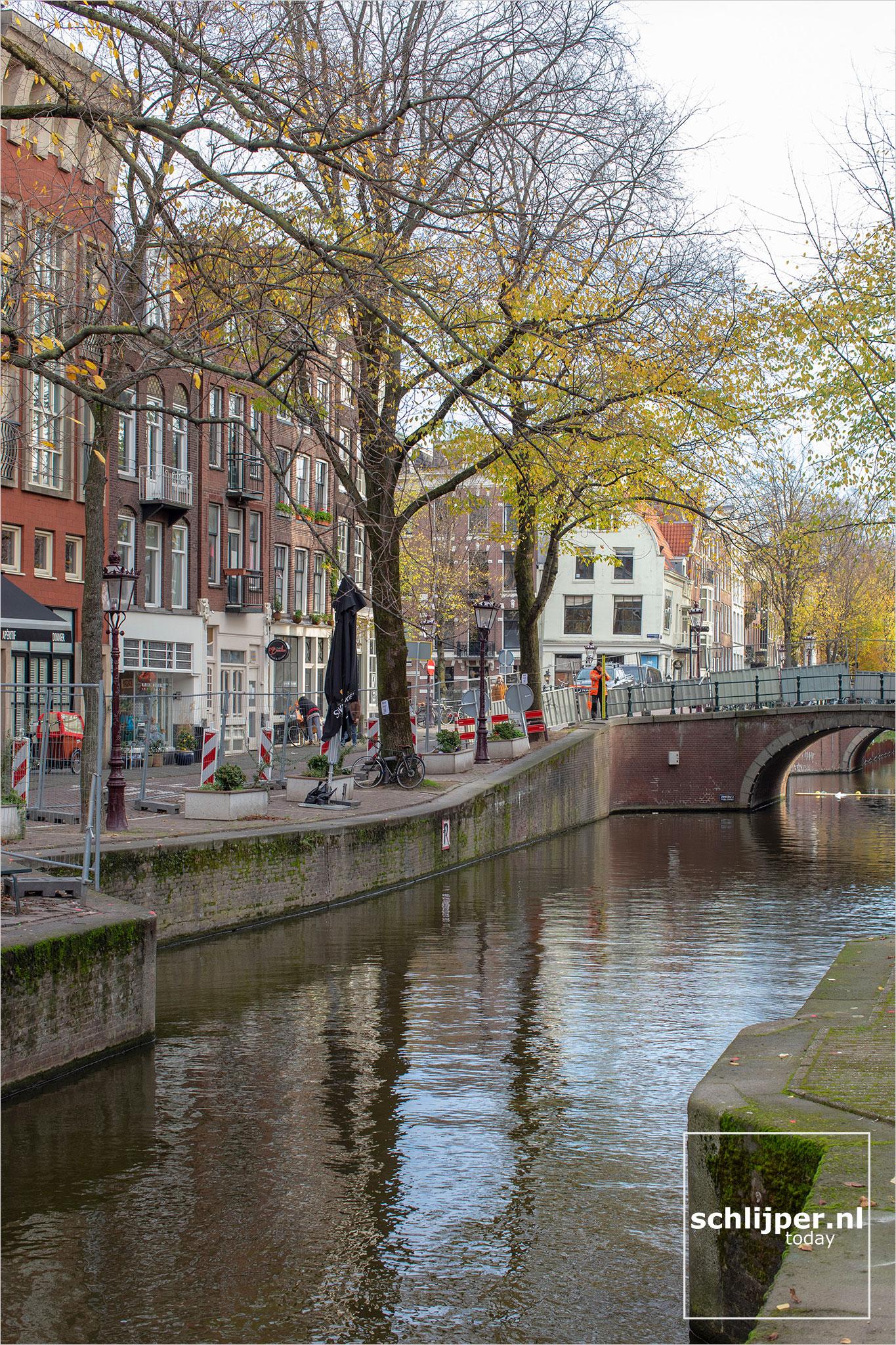 Nederland, Amsterdam, 20 november 2020