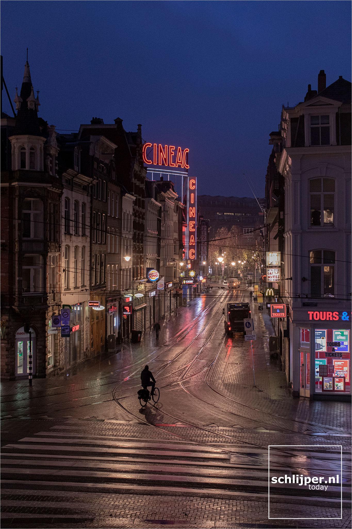 Nederland, Amsterdam, 21 november 2020