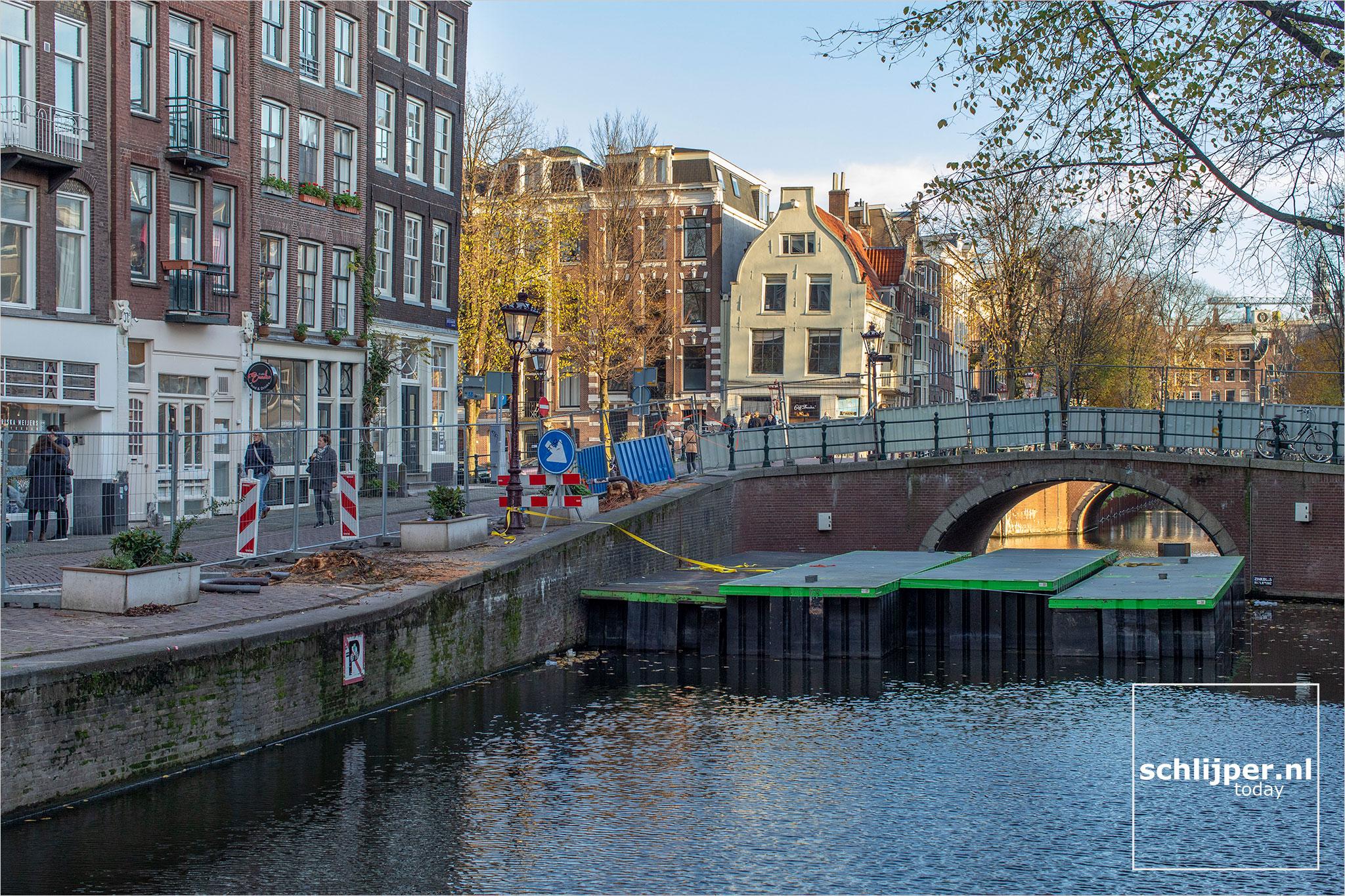 Nederland, Amsterdam, 23 november 2020