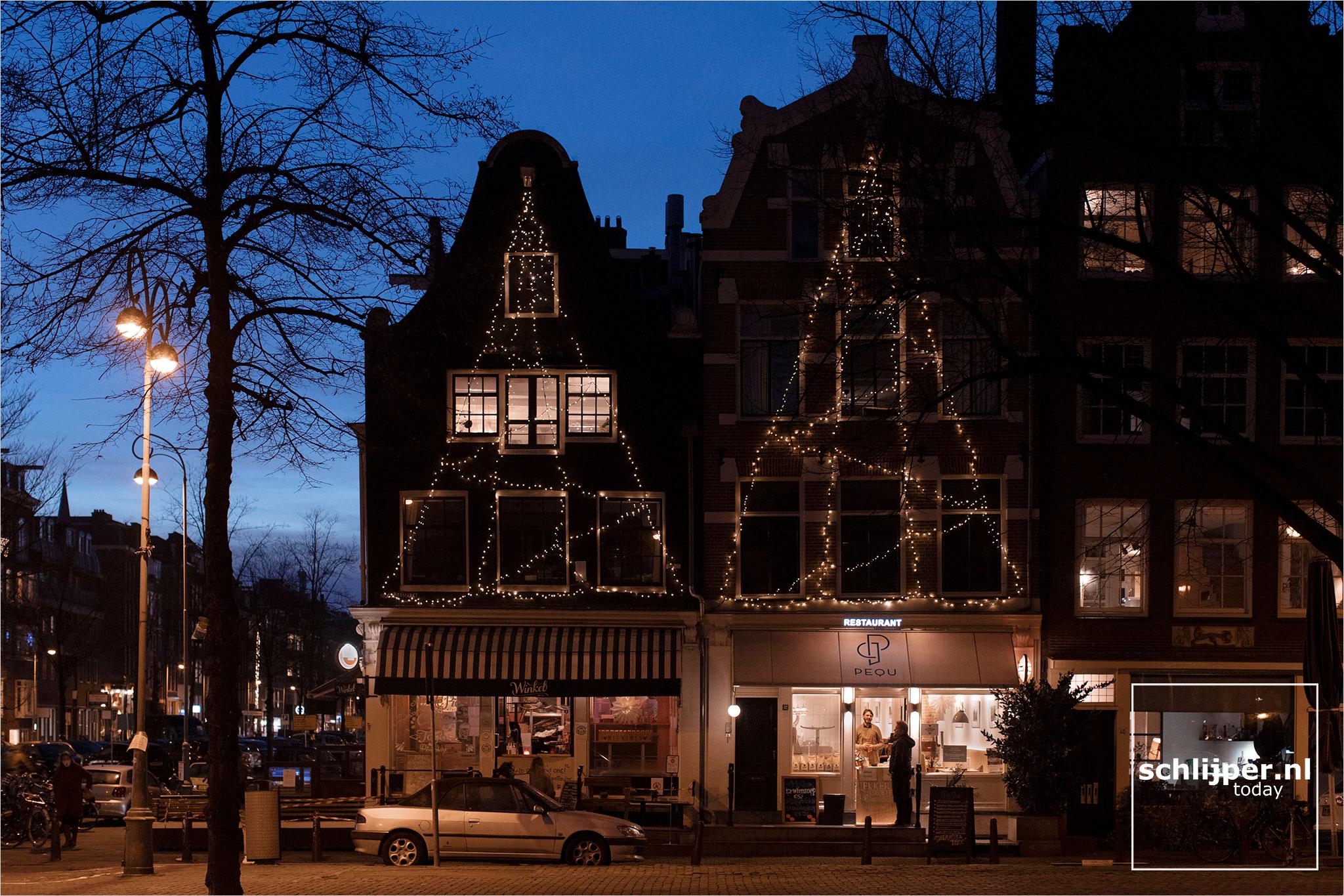 Nederland, Amsterdam, 24 november 2020