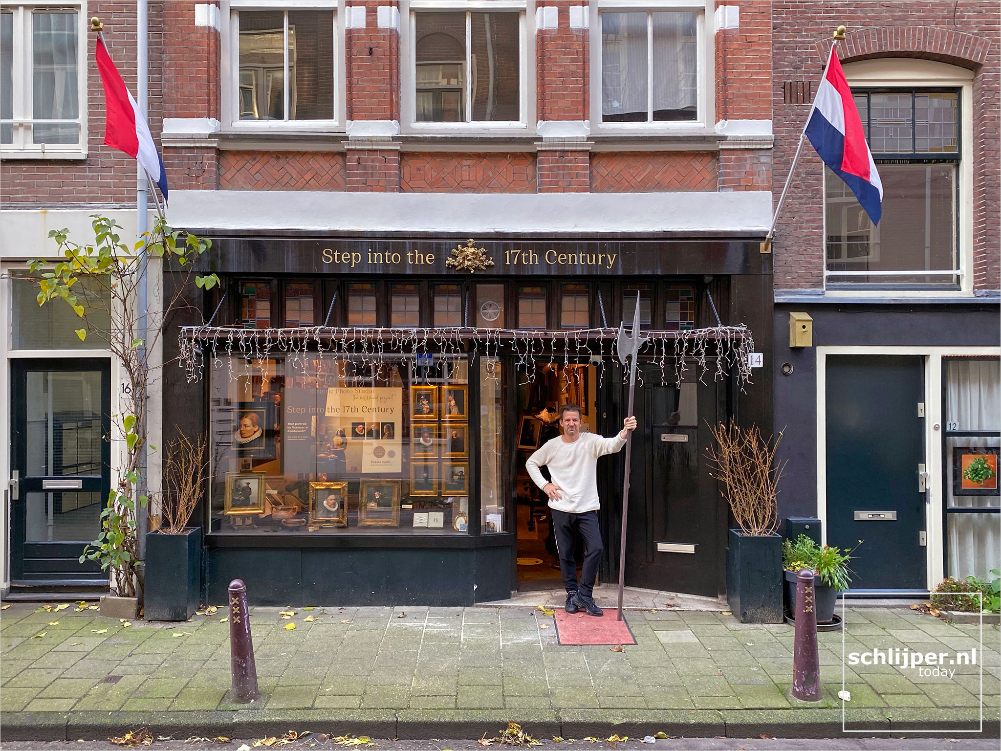 Nederland, Amsterdam, 25 november 2020