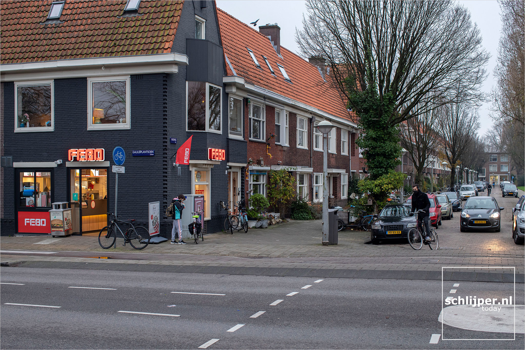 Nederland, Amsterdam, 27 november 2020