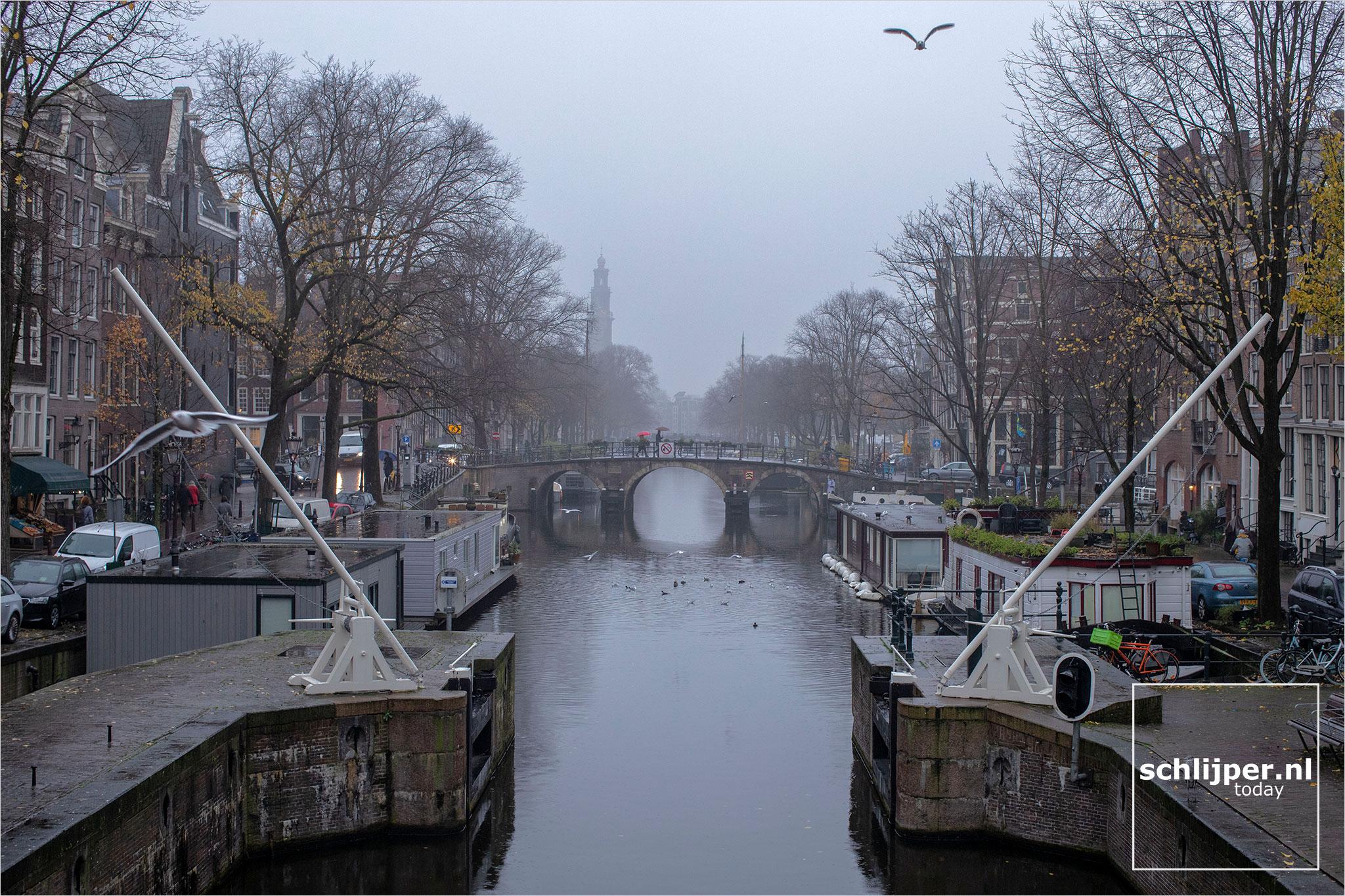 Nederland, Amsterdam, 30 november 2020