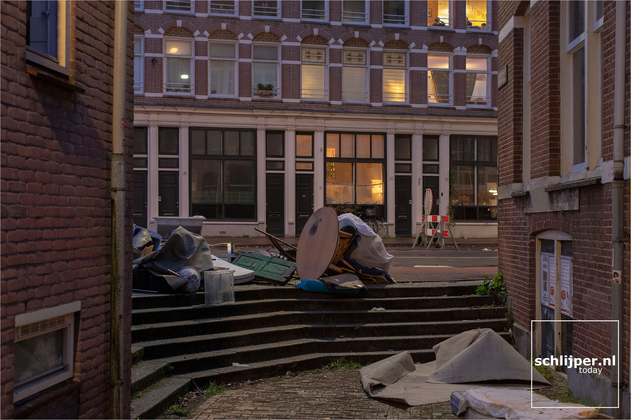 The Netherlands, Amsterdam, 3 december 2020