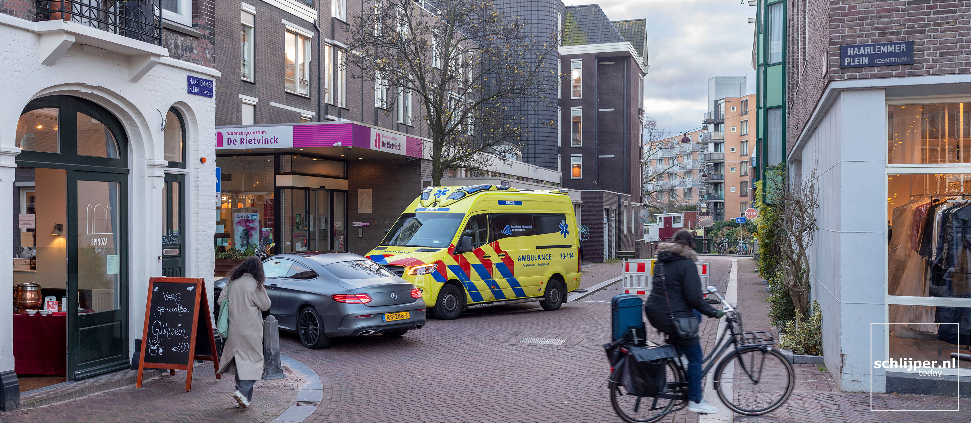 The Netherlands, Amsterdam, 4 december 2020