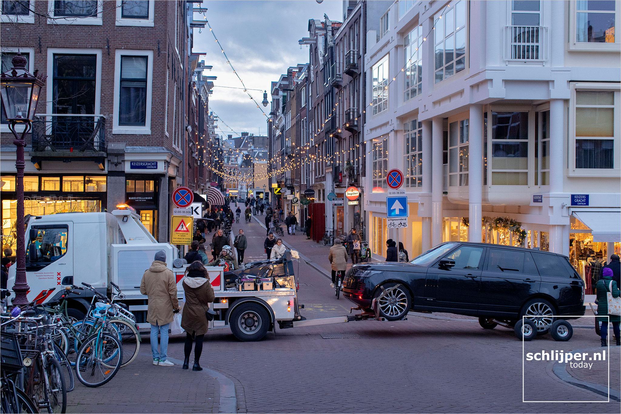 The Netherlands, Amsterdam, 5 december 2020