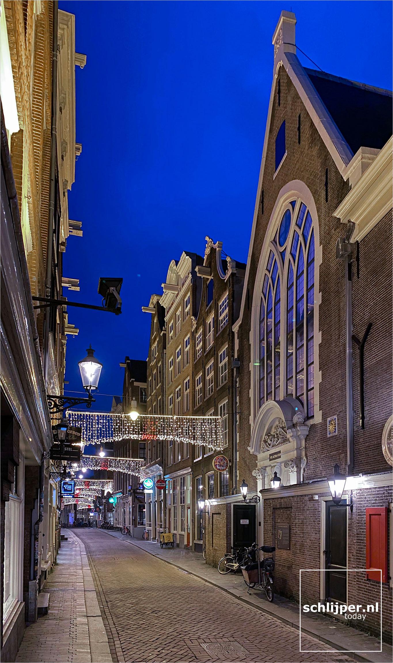 The Netherlands, Amsterdam, 8 december 2020