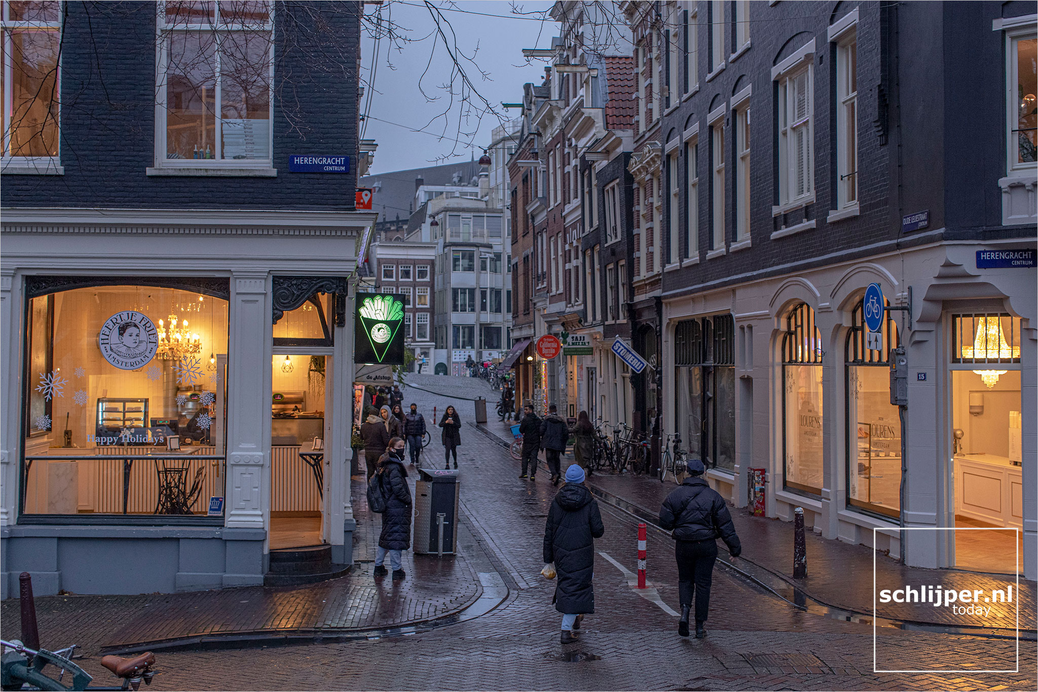 The Netherlands, Amsterdam, 12 december 2020