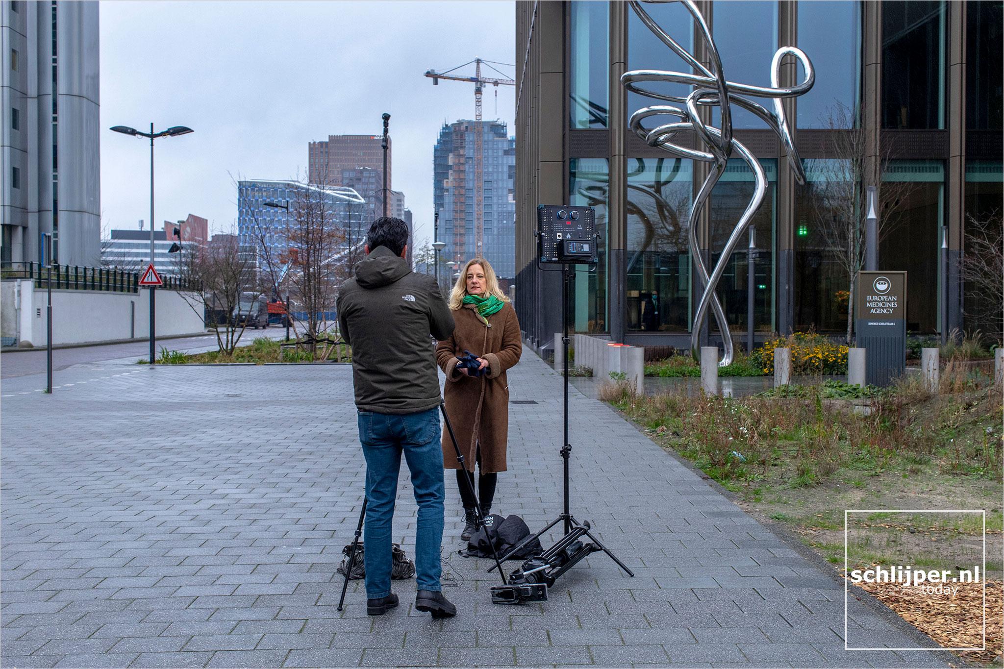 The Netherlands, Amsterdam, 21 december 2020