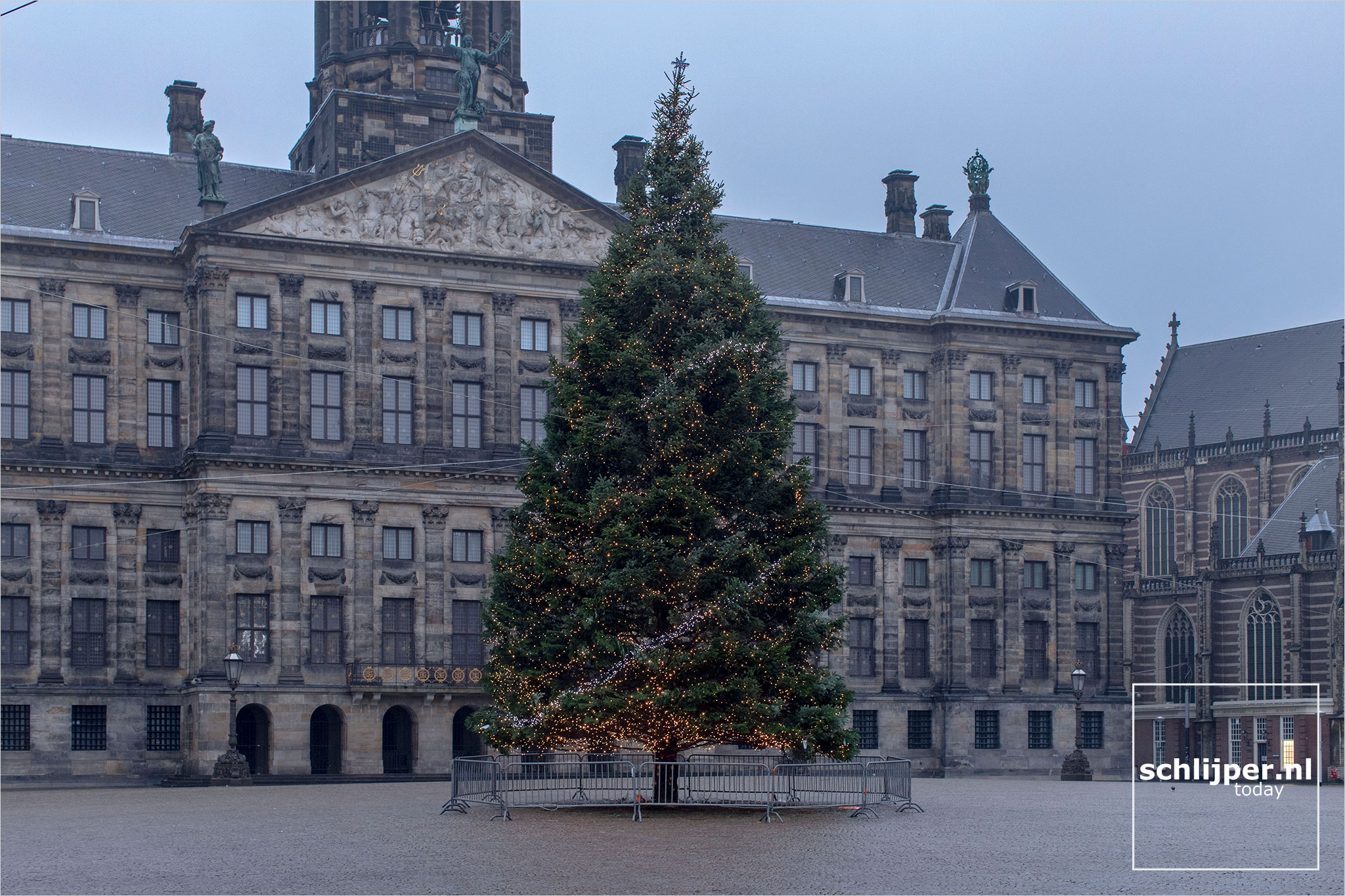 The Netherlands, Amsterdam, 23 december 2020