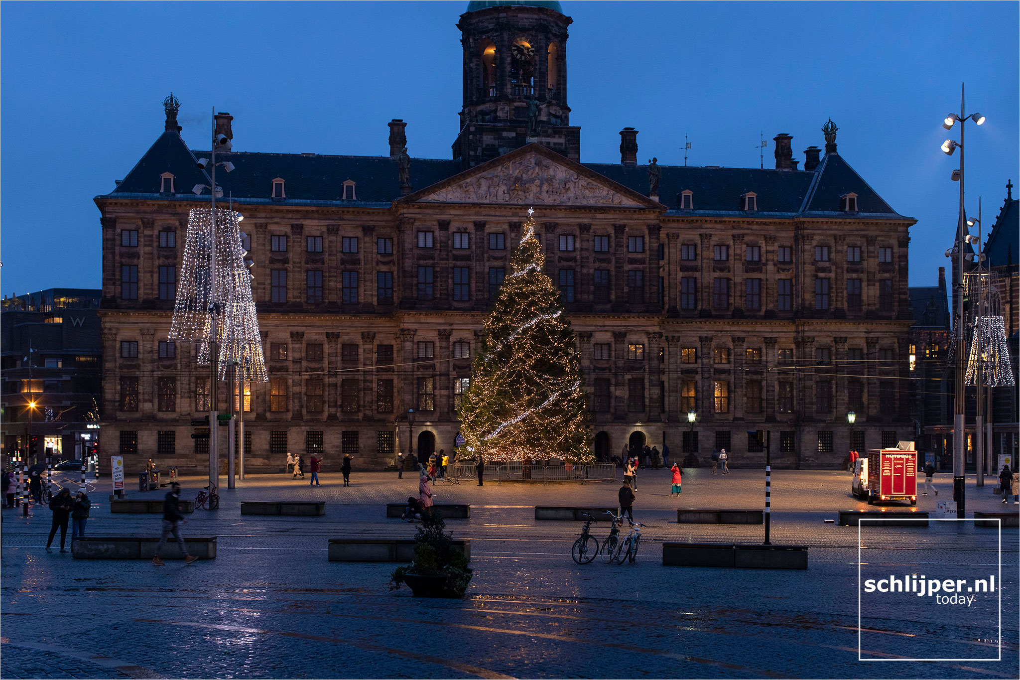 The Netherlands, Amsterdam, 26 december 2020