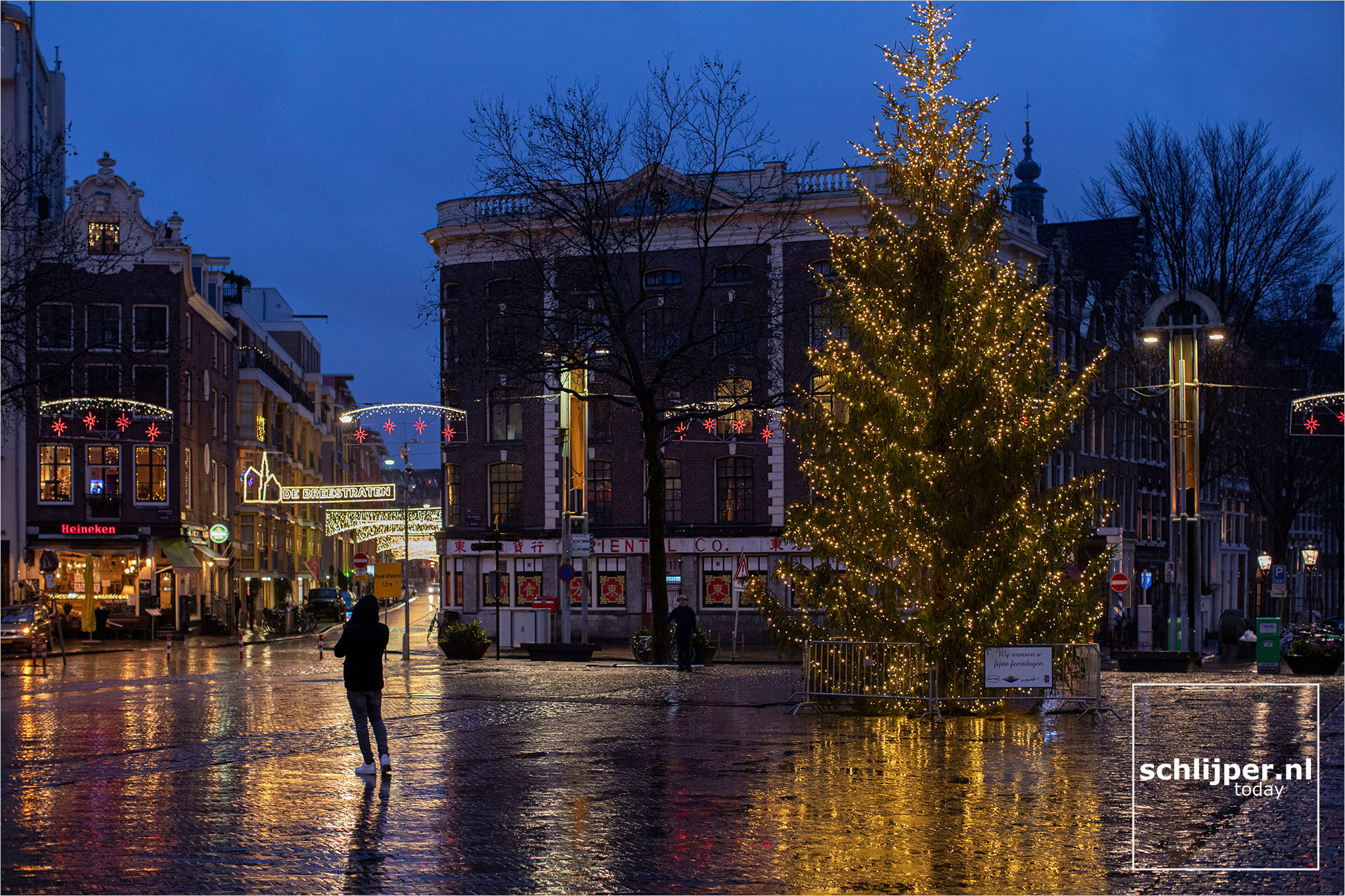 The Netherlands, Amsterdam, 27 december 2020