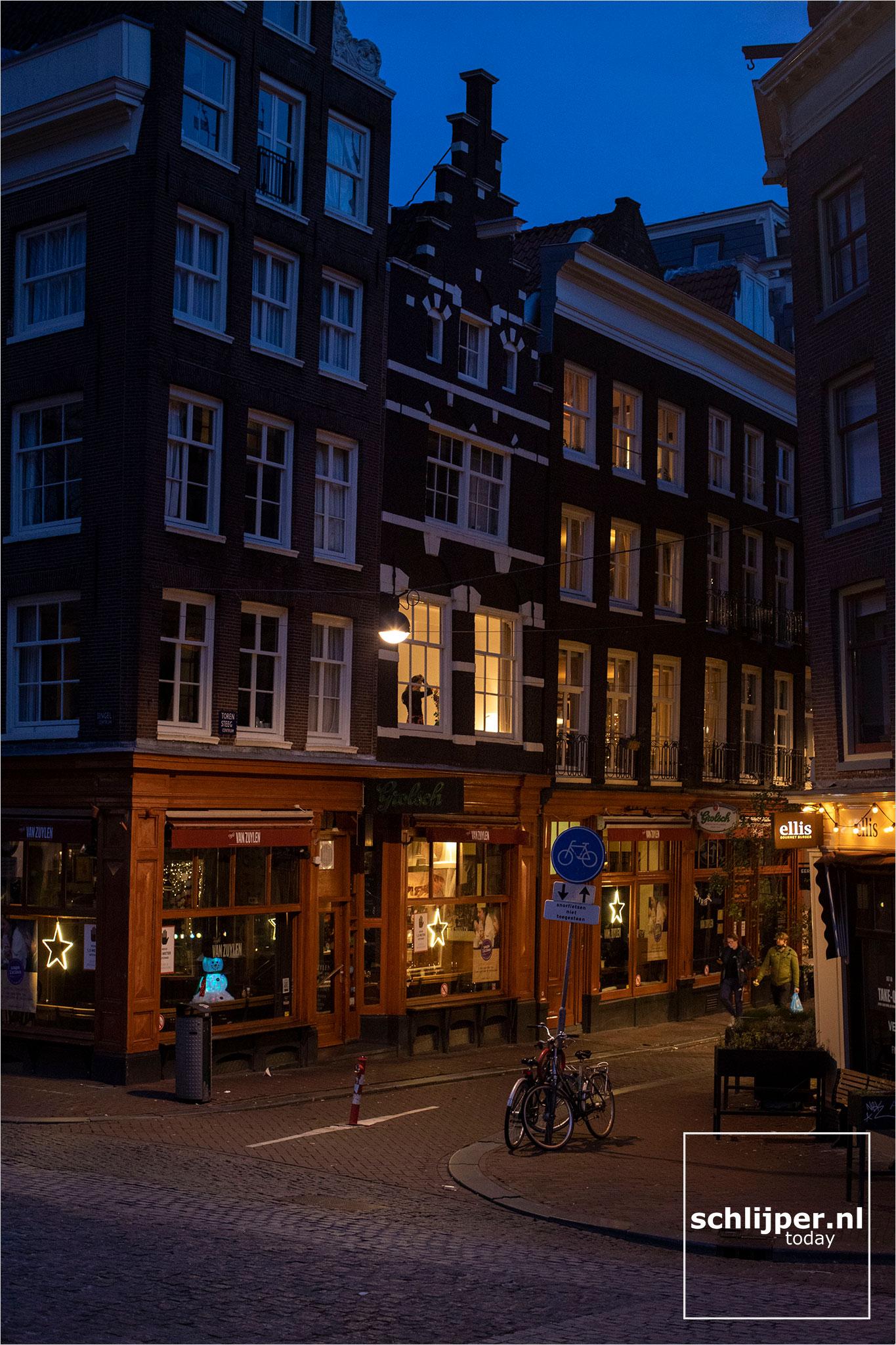 The Netherlands, Amsterdam, 28 december 2020
