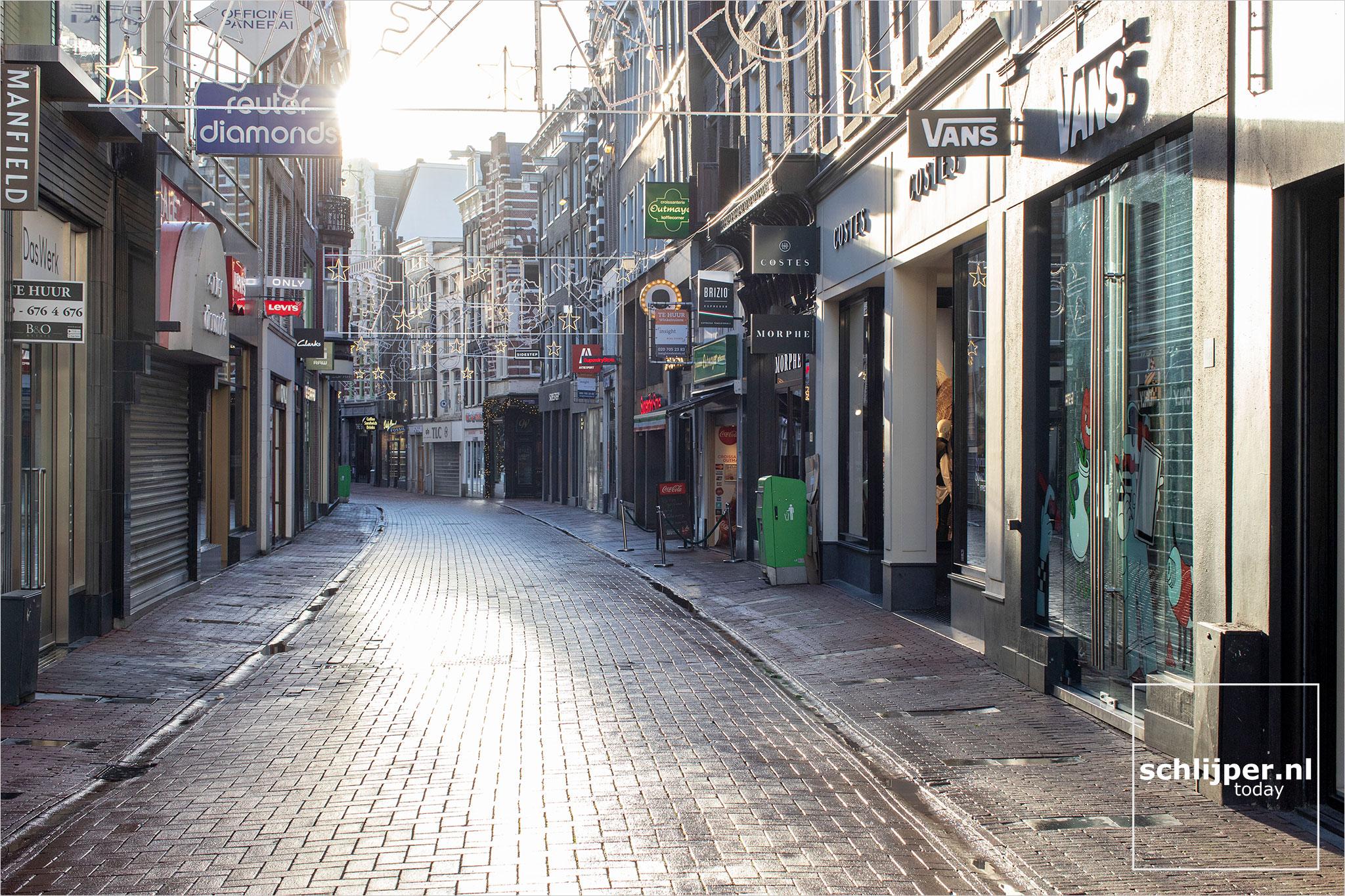The Netherlands, Amsterdam, 30 december 2020
