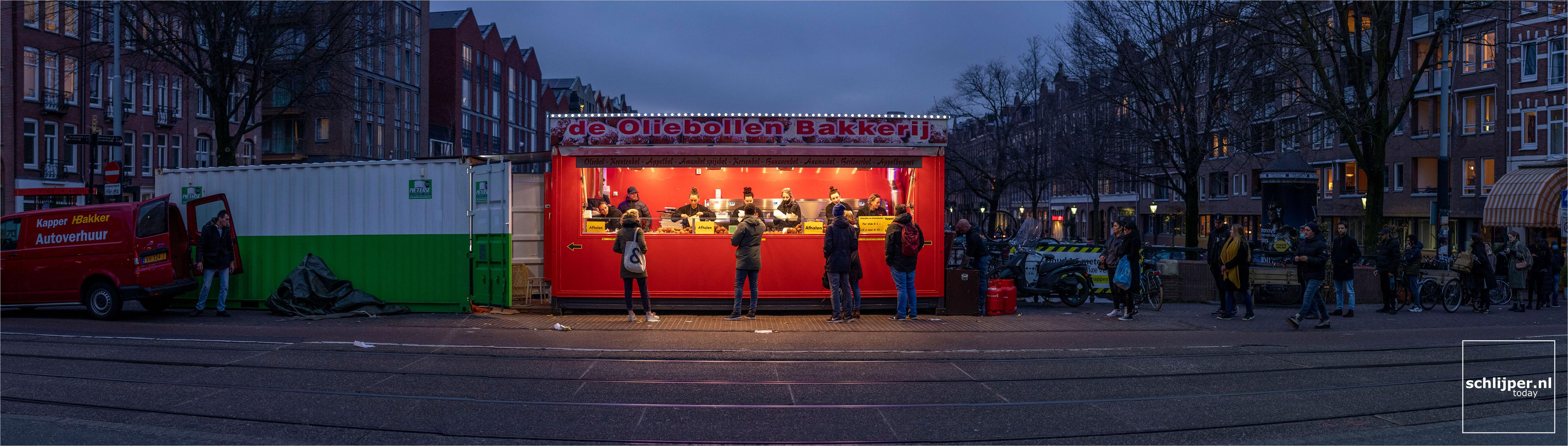 The Netherlands, Amsterdam, 31 december 2020