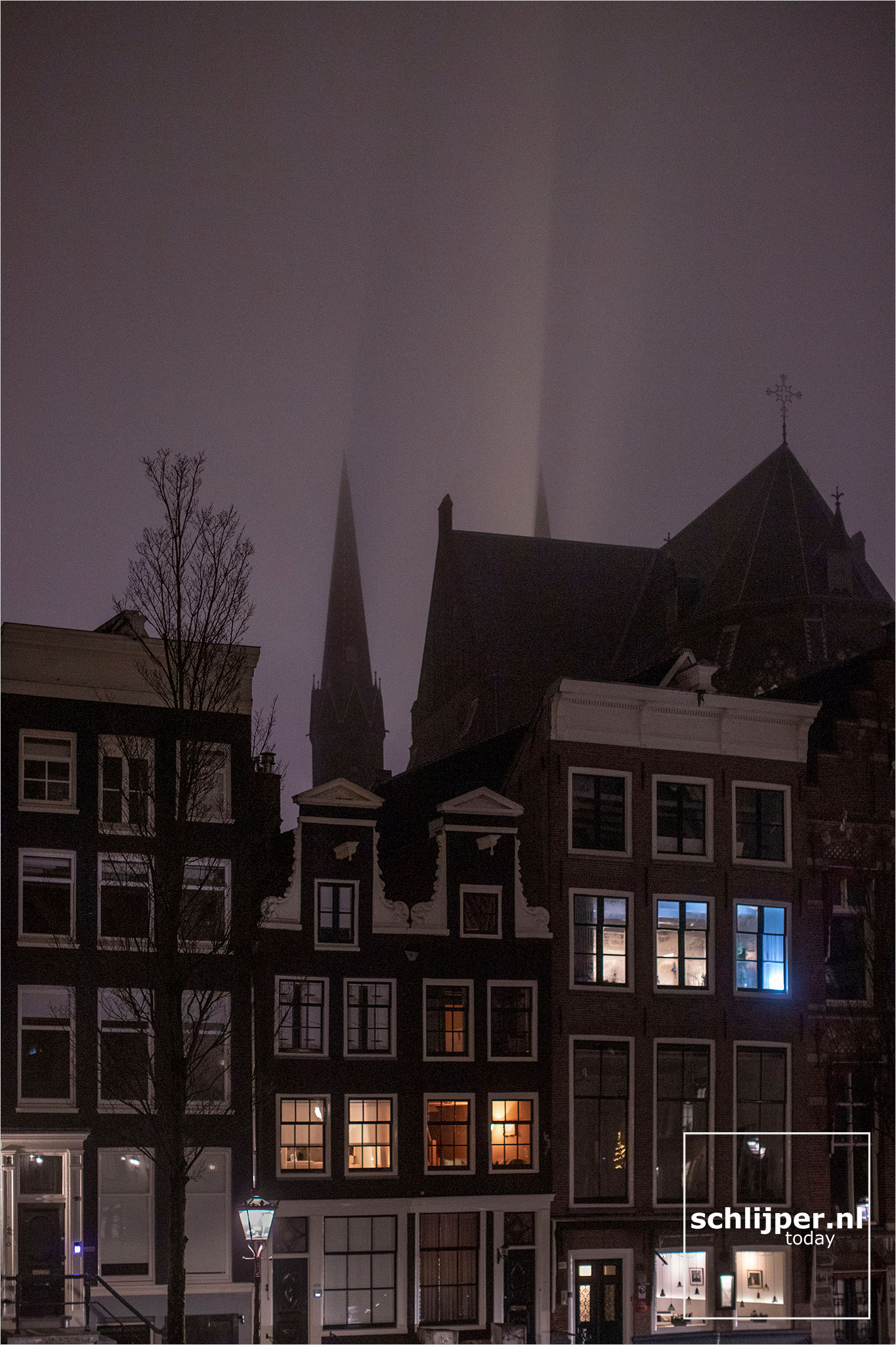 The Netherlands, Amsterdam, 2 januari 2021