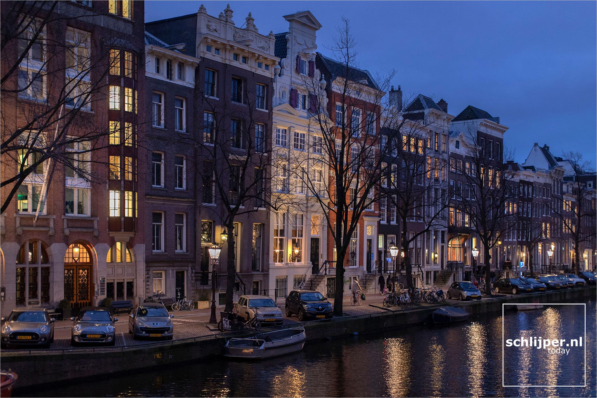 The Netherlands, Amsterdam, 3 januari 2021