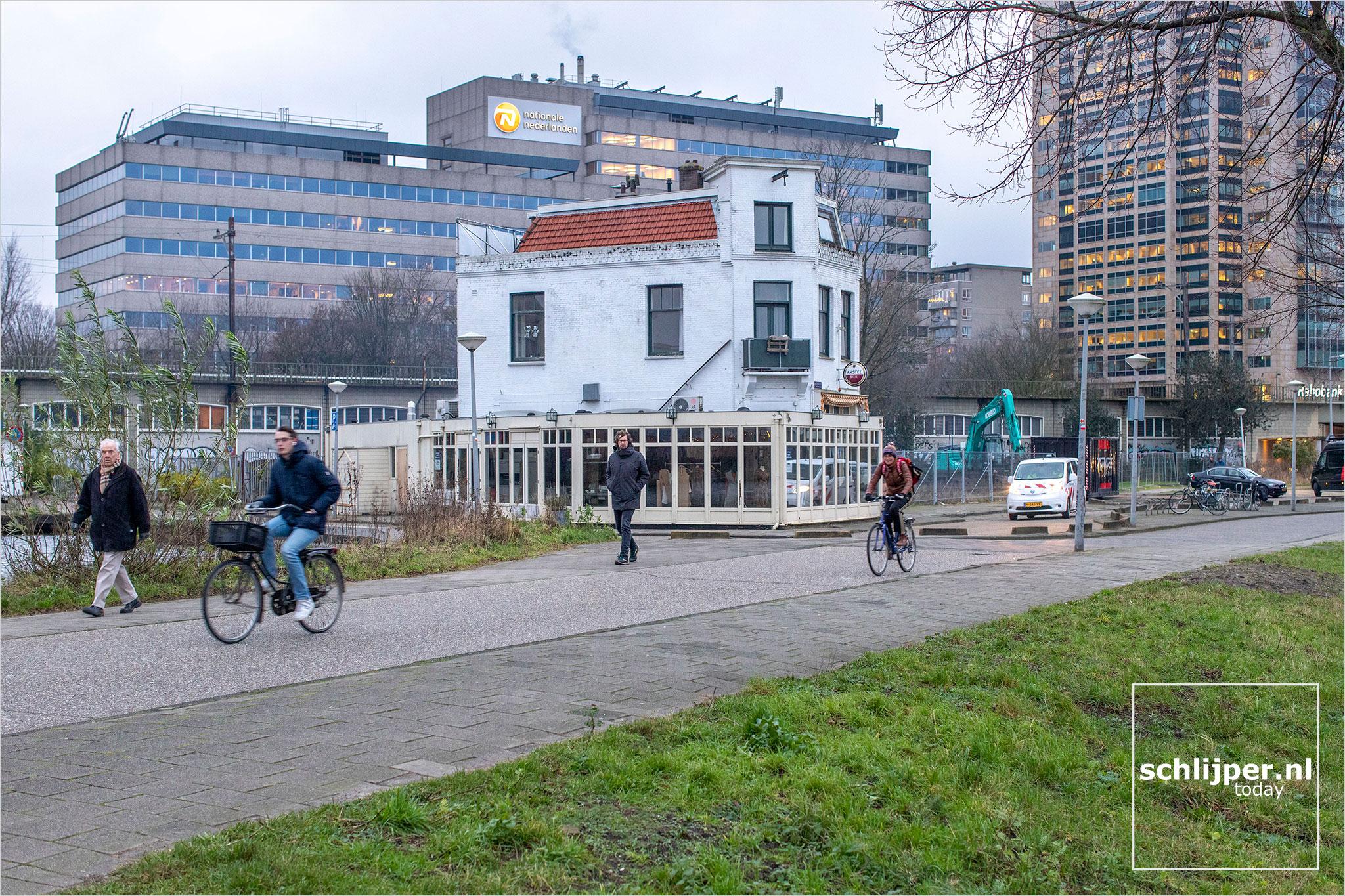 The Netherlands, Amsterdam, 5 januari 2021