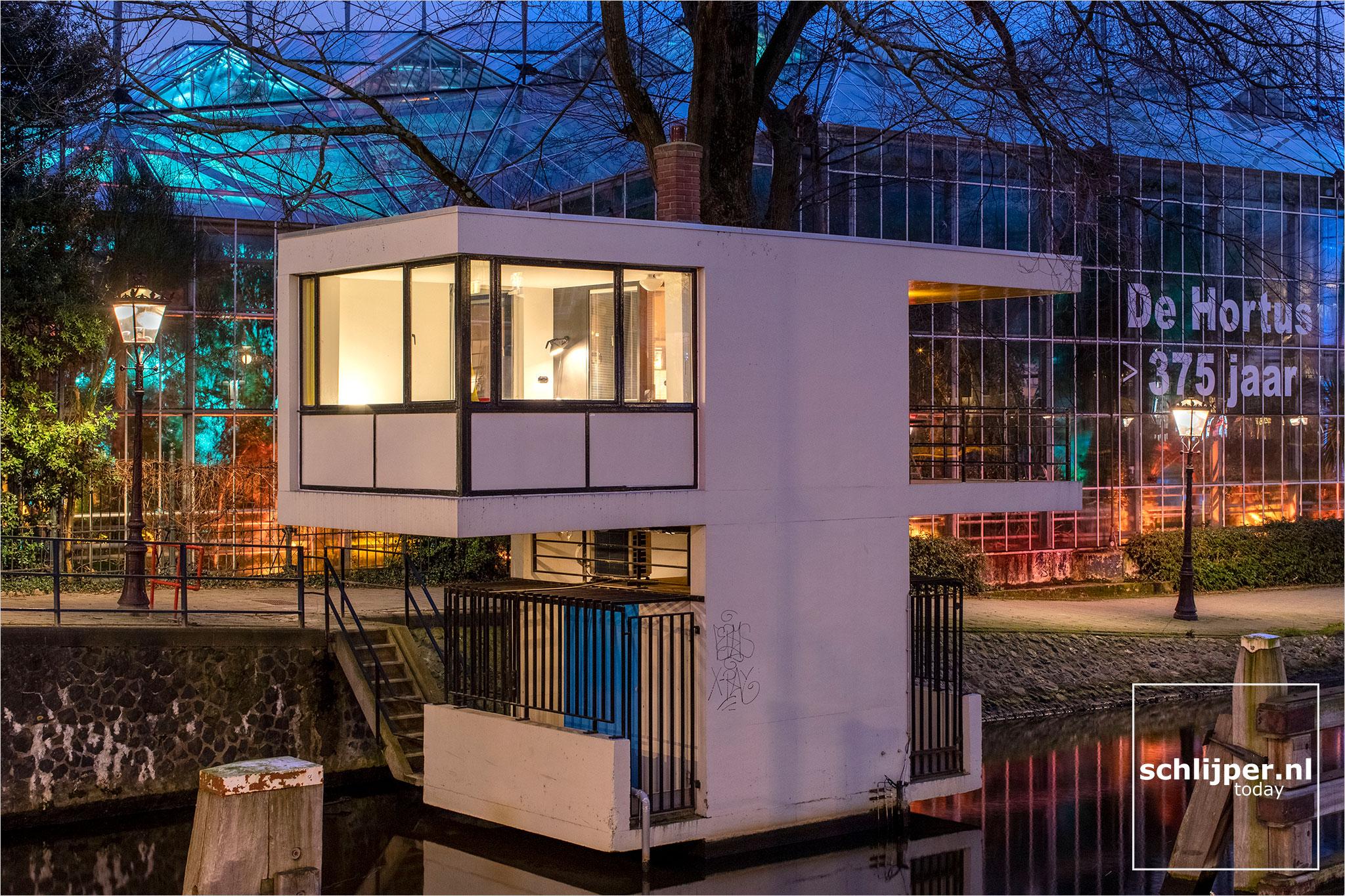 The Netherlands, Amsterdam, 6 januari 2021