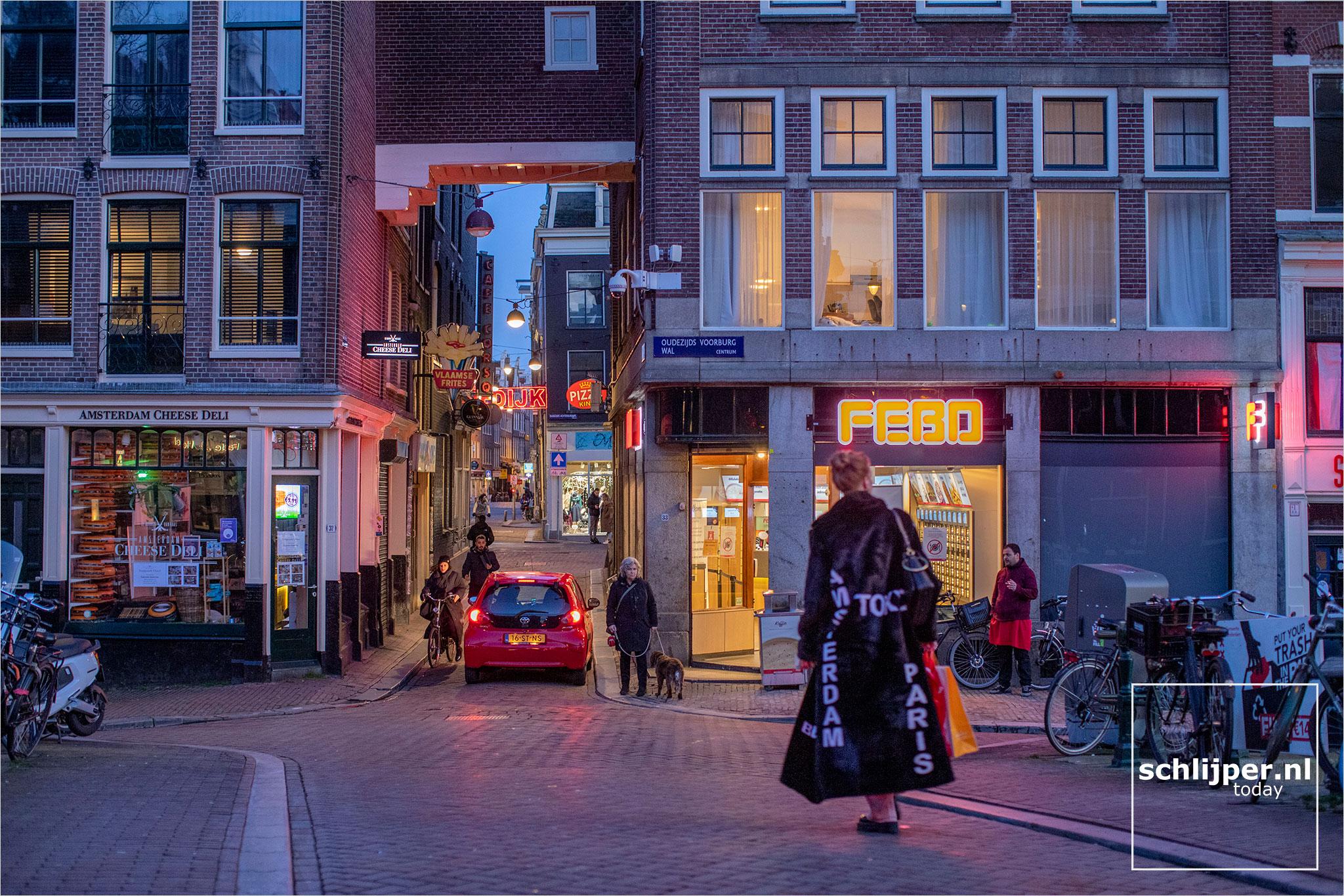 The Netherlands, Amsterdam, 8 januari 2021