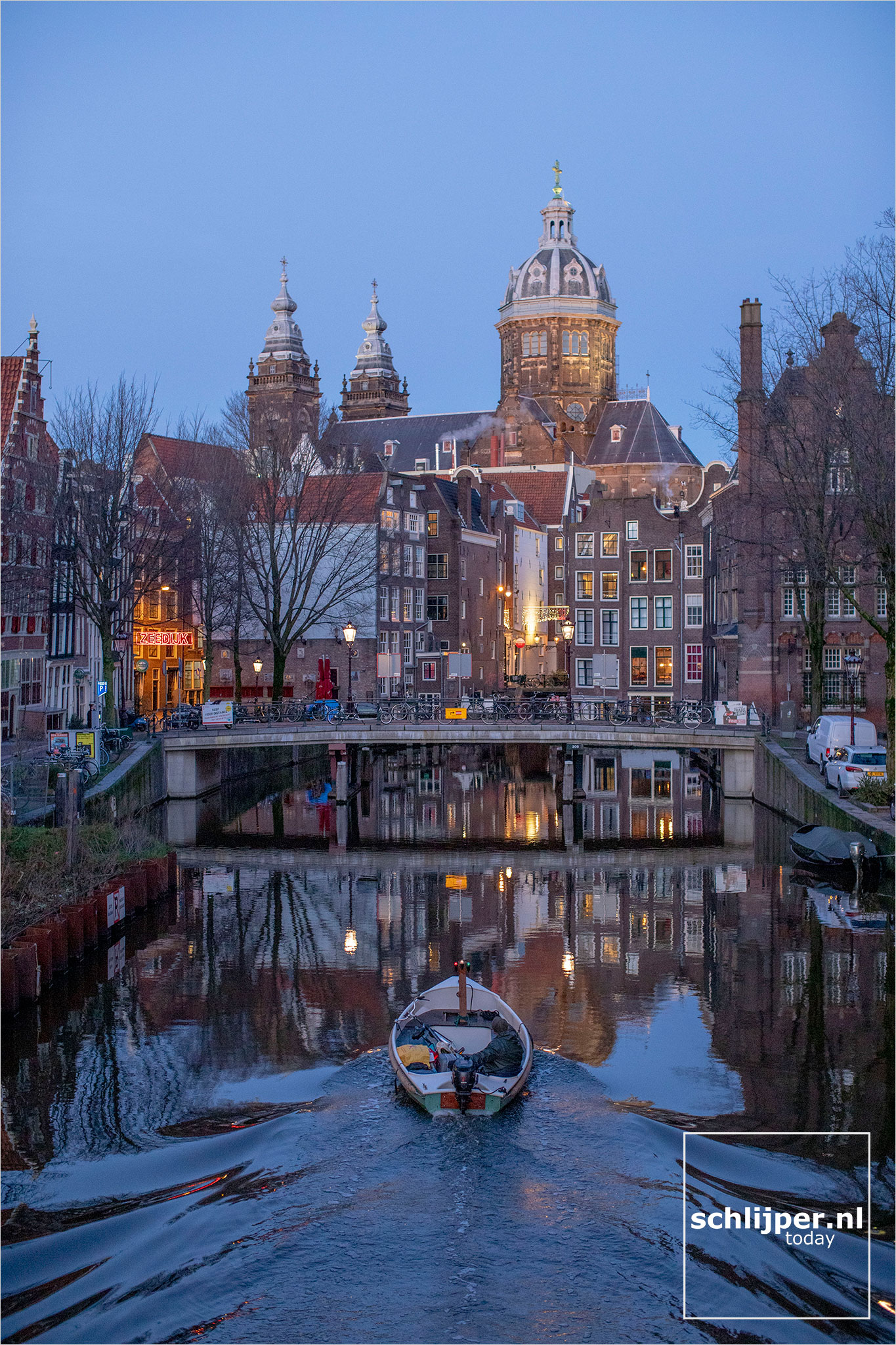 The Netherlands, Amsterdam, 8 januari 2021