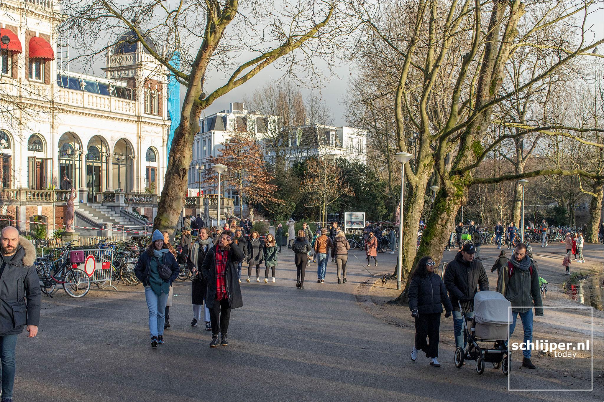 VoThe Netherlands, Amsterdam, 9 januari 2021