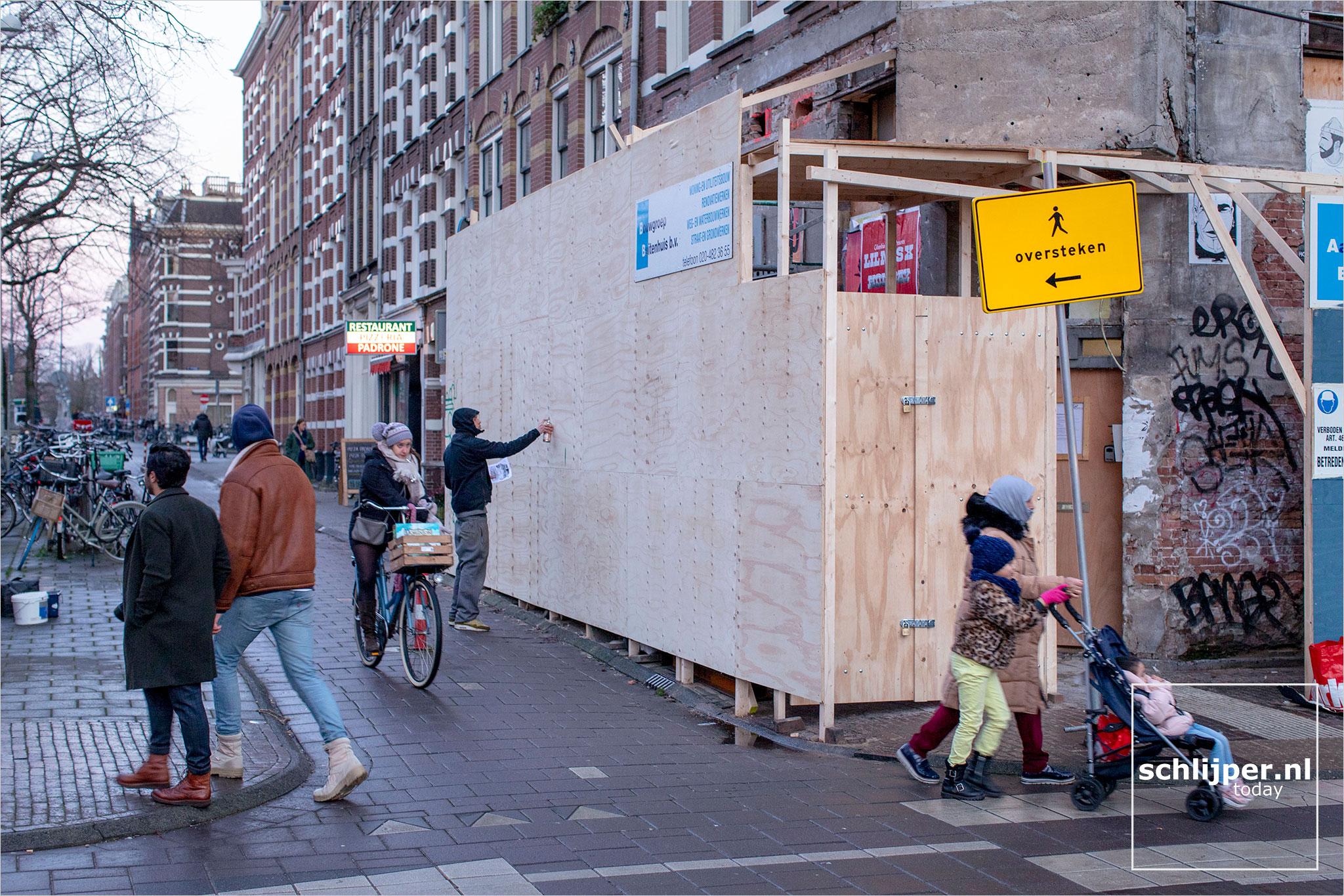 The Netherlands, Amsterdam, 9 januari 2021