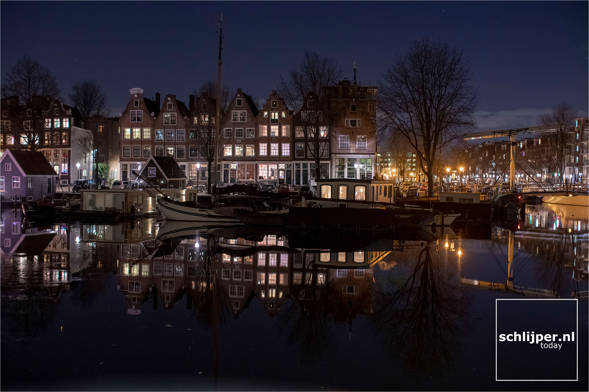 The Netherlands, Amsterdam, 9 januari 2021