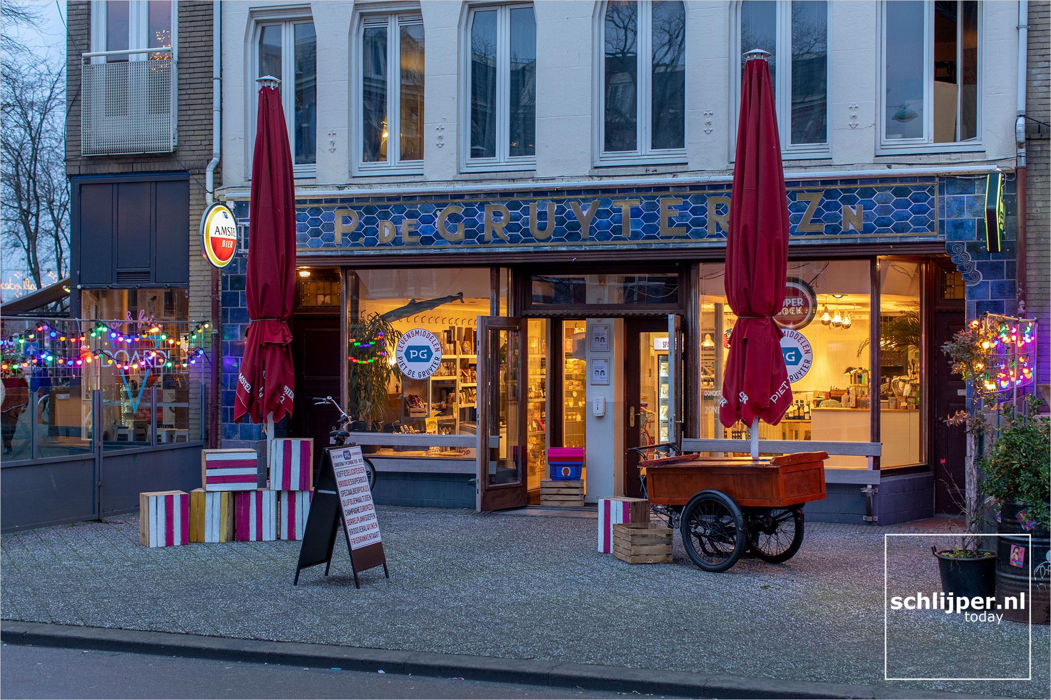 The Netherlands, Amsterdam, 10 januari 2021