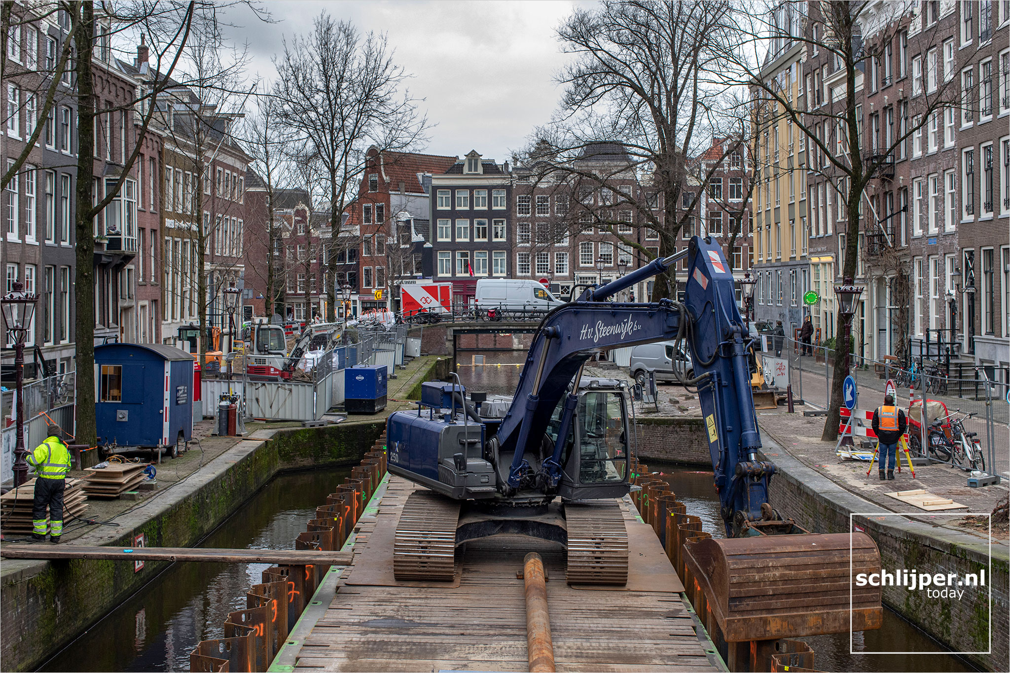 The Netherlands, Amsterdam, 11 januari 2021