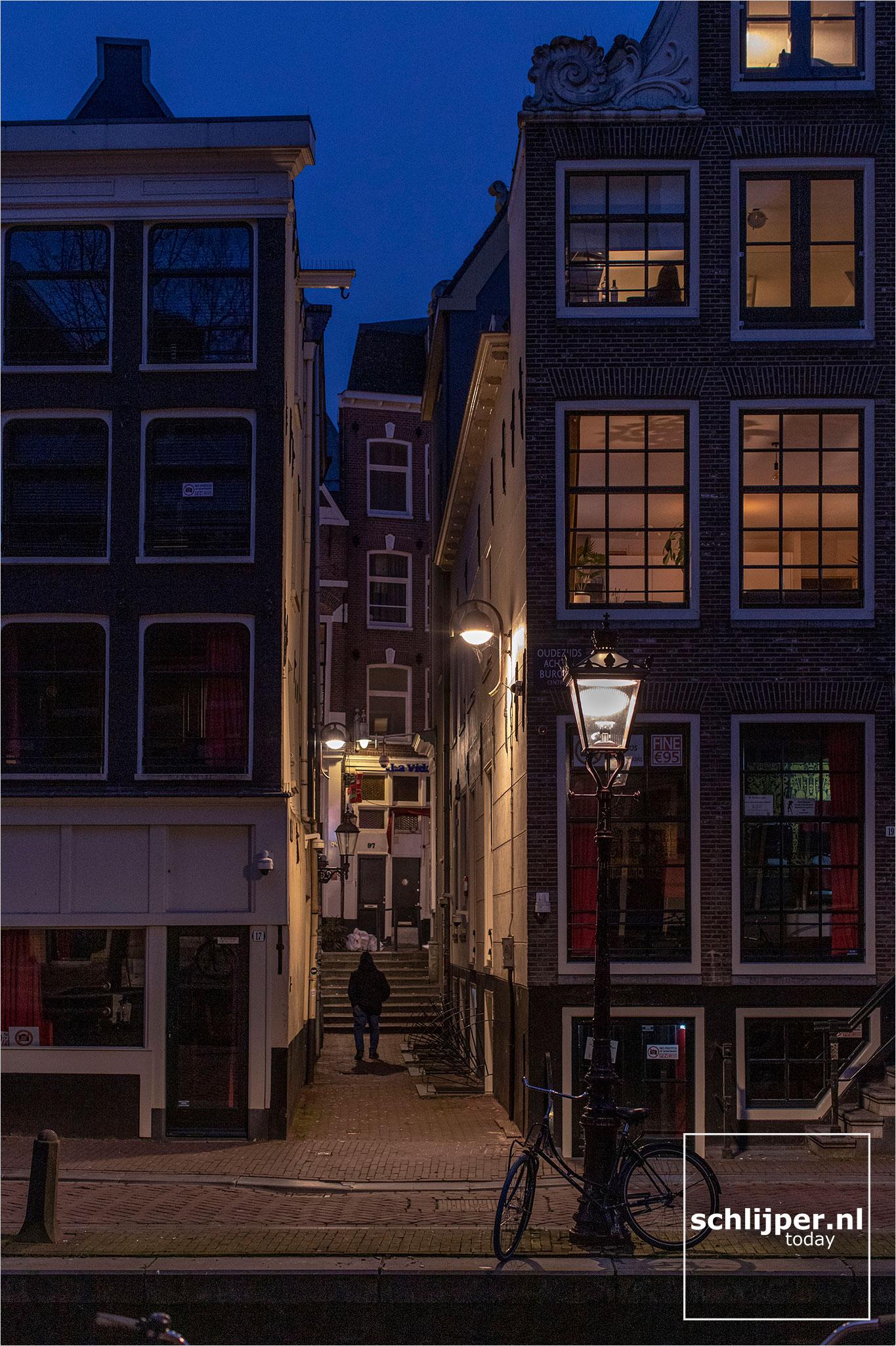 The Netherlands, Amsterdam, 11 januari 2021