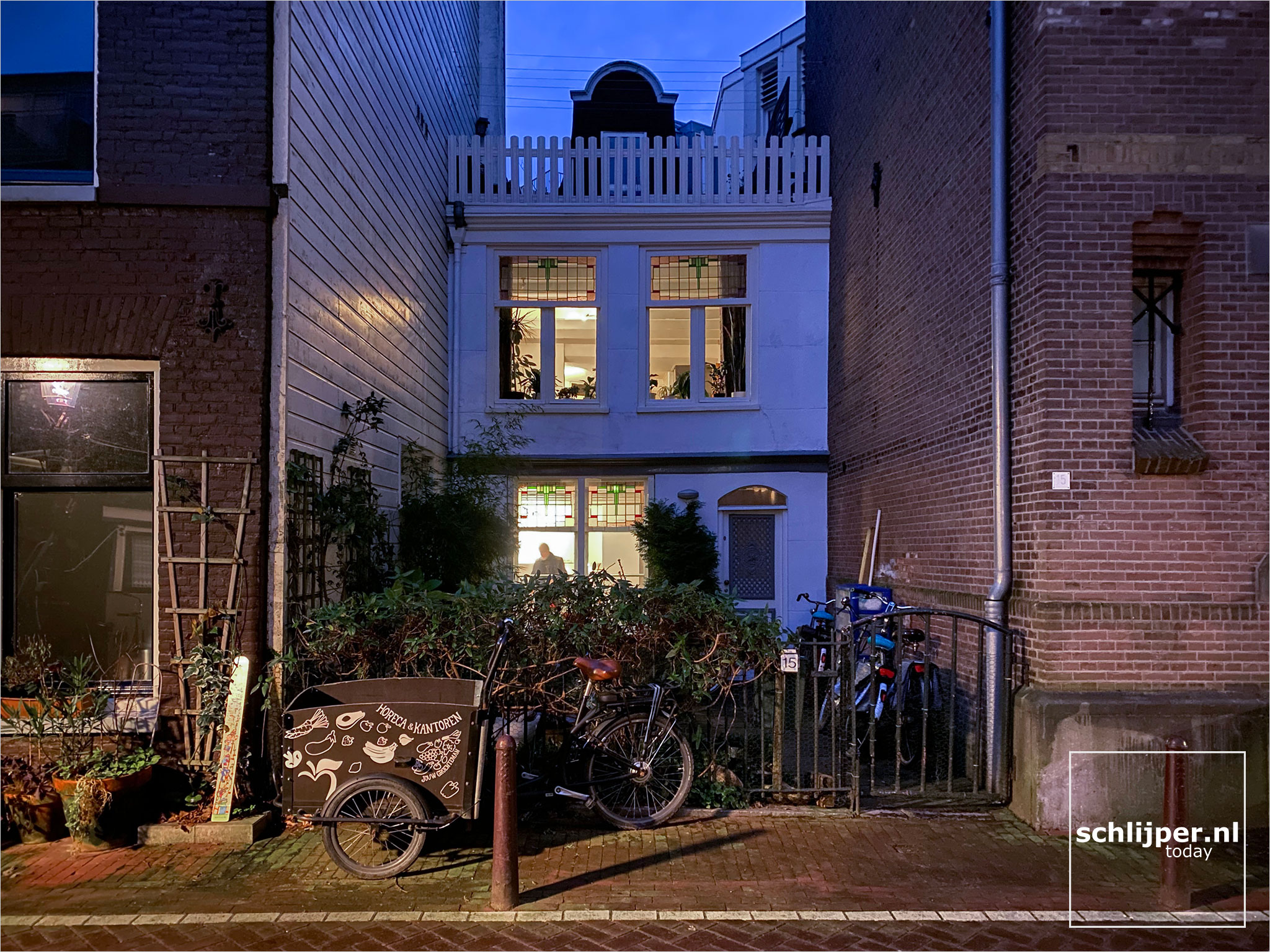 The Netherlands, Amsterdam, 13 januari 2021