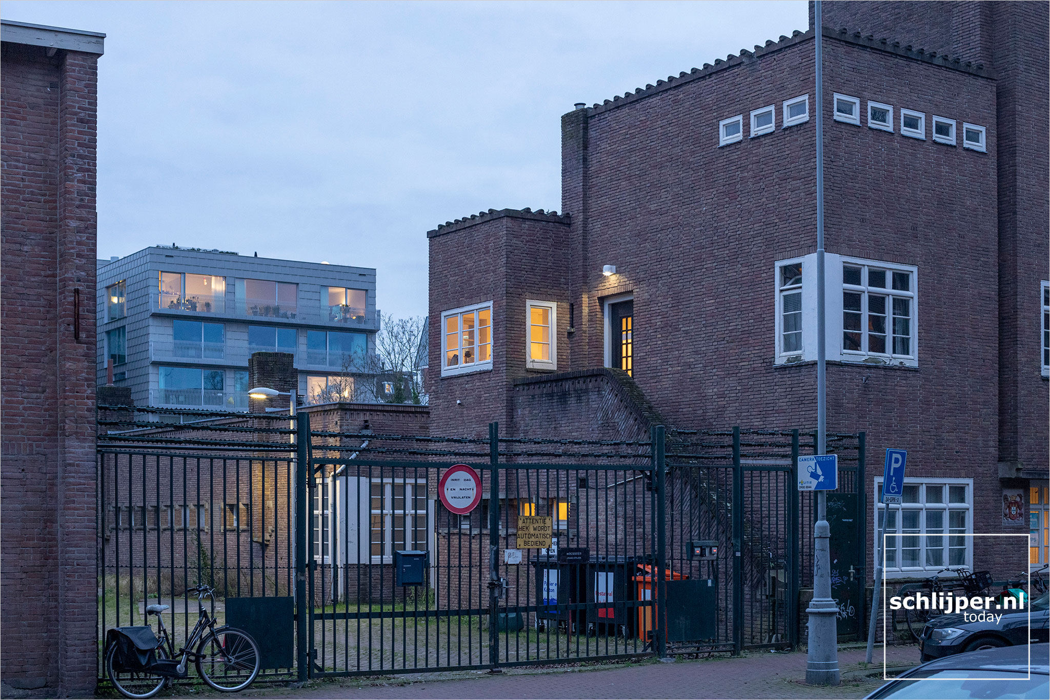 The Netherlands, Amsterdam, 15 januari 2021