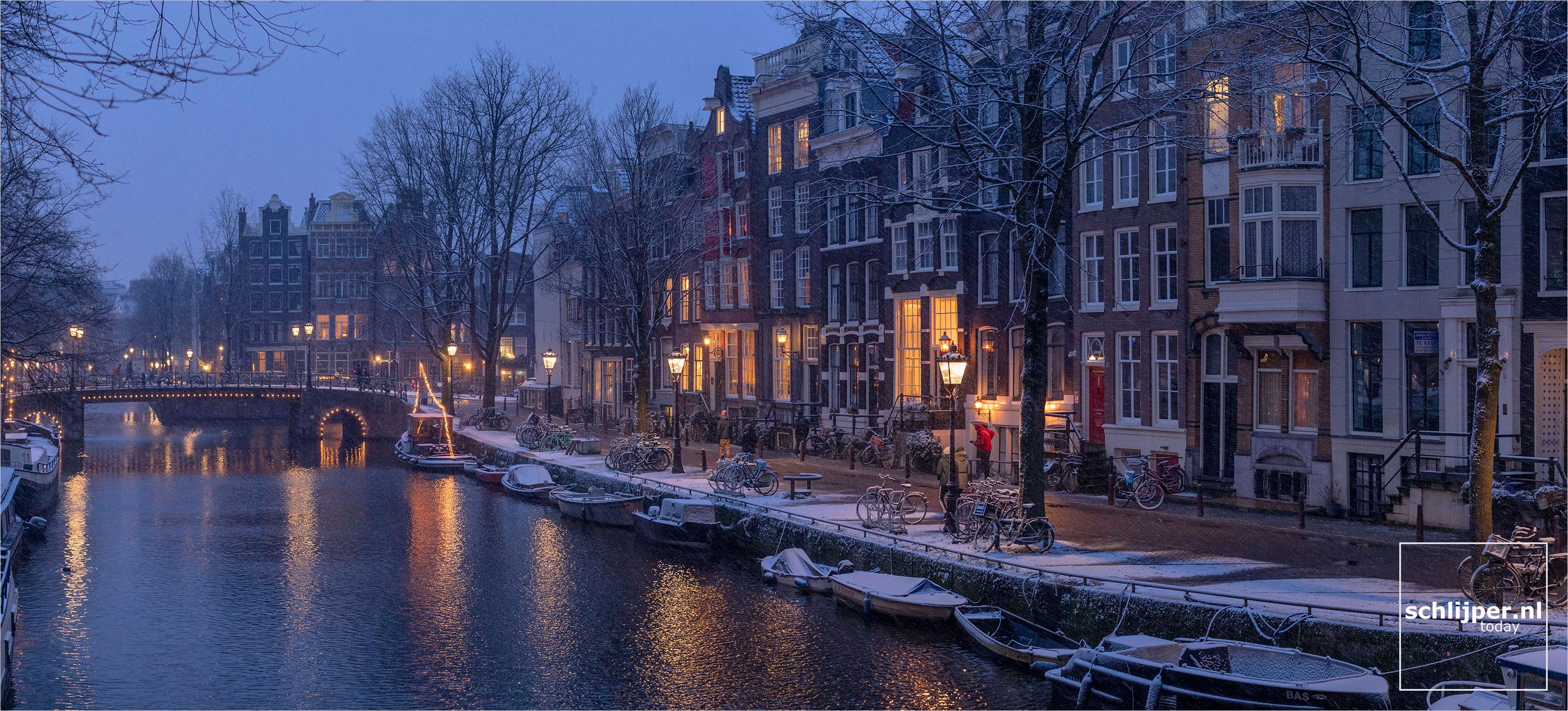 The Netherlands, Amsterdam, 16 januari 2021