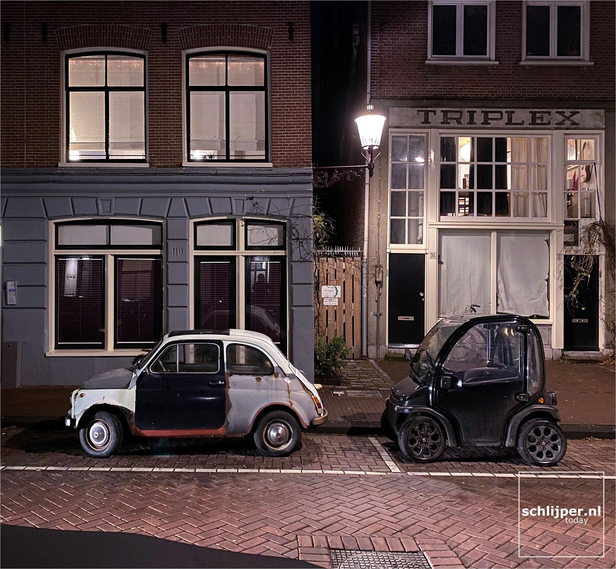 The Netherlands, Amsterdam, 17 januari 2021