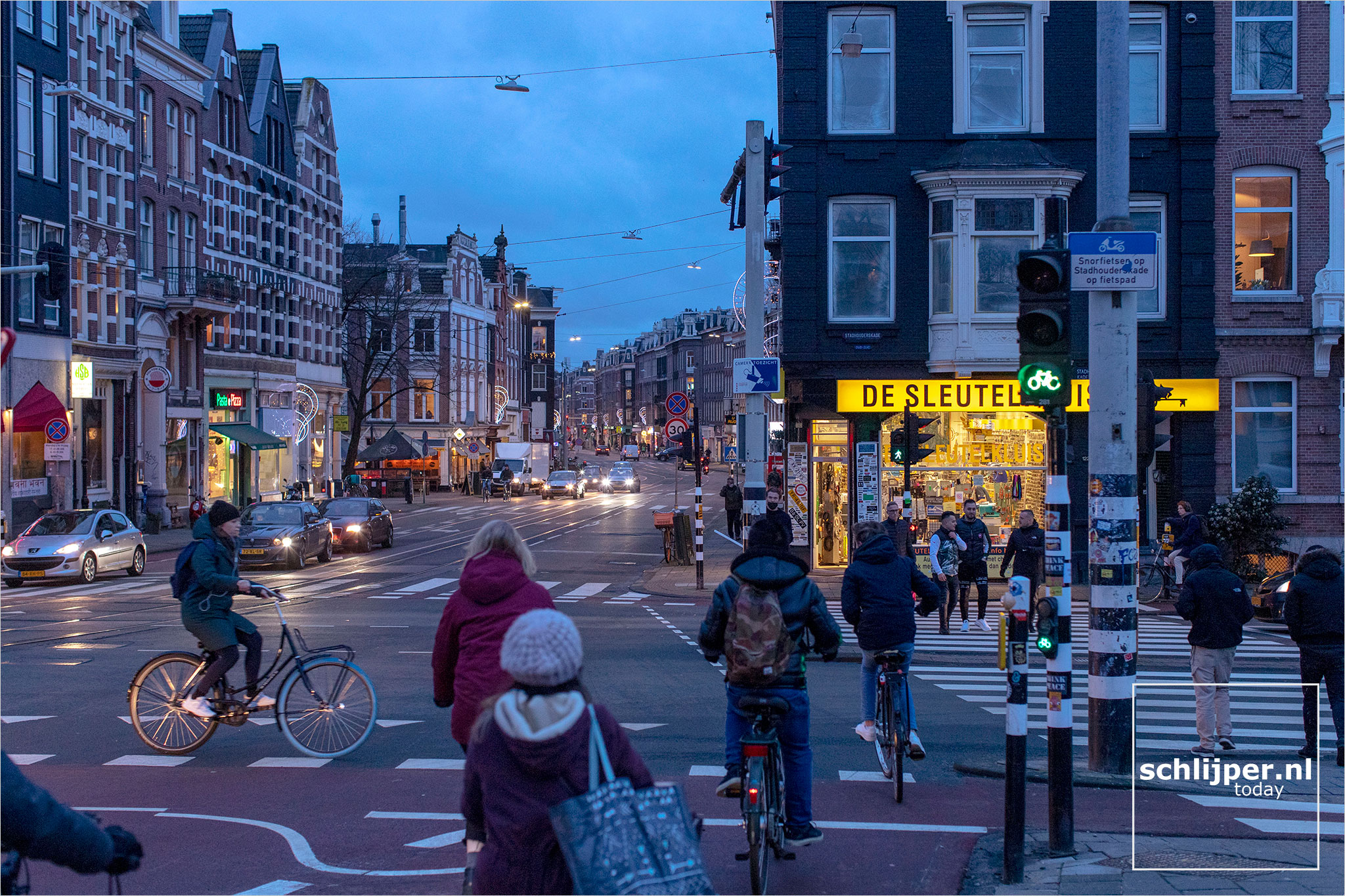The Netherlands, Amsterdam, 18 januari 2021