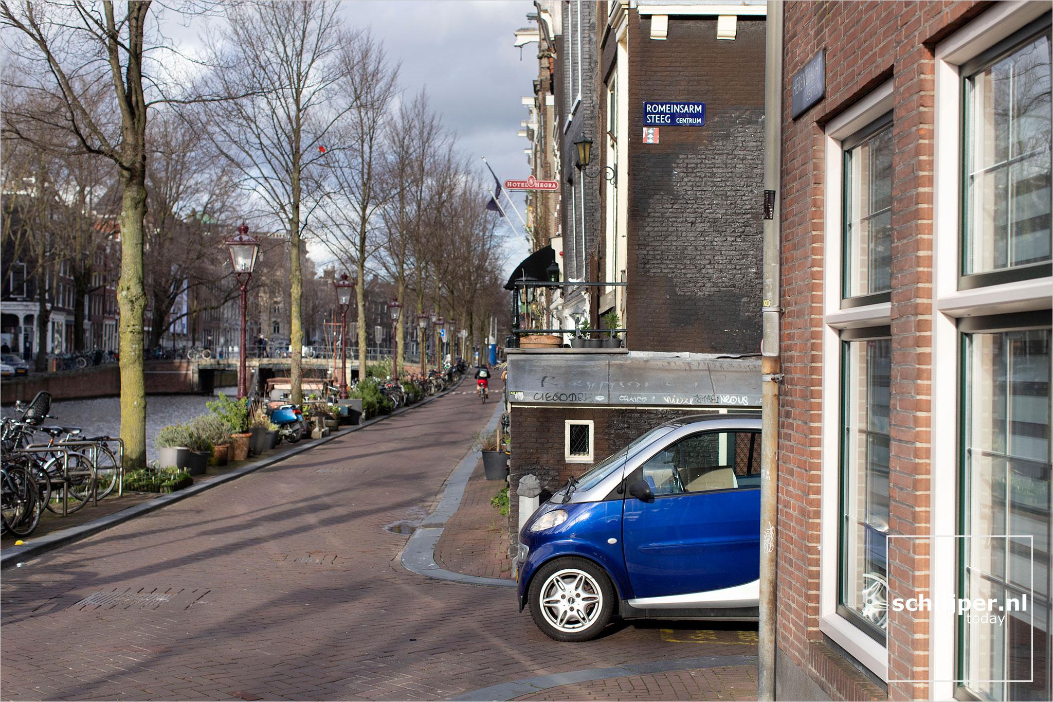 The Netherlands, Amsterdam, 21 januari 2021