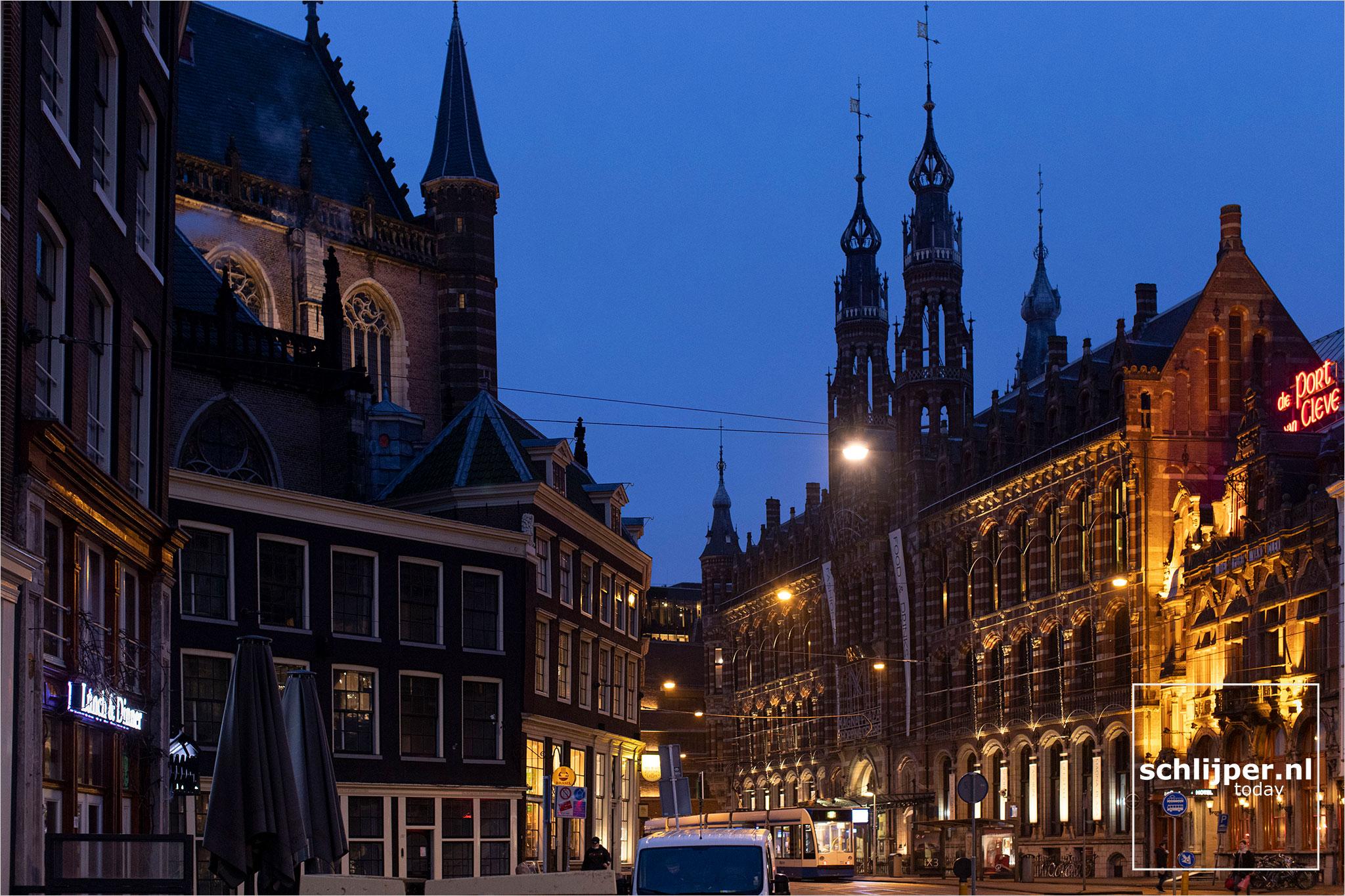 The Netherlands, Amsterdam, 27 januari 2021