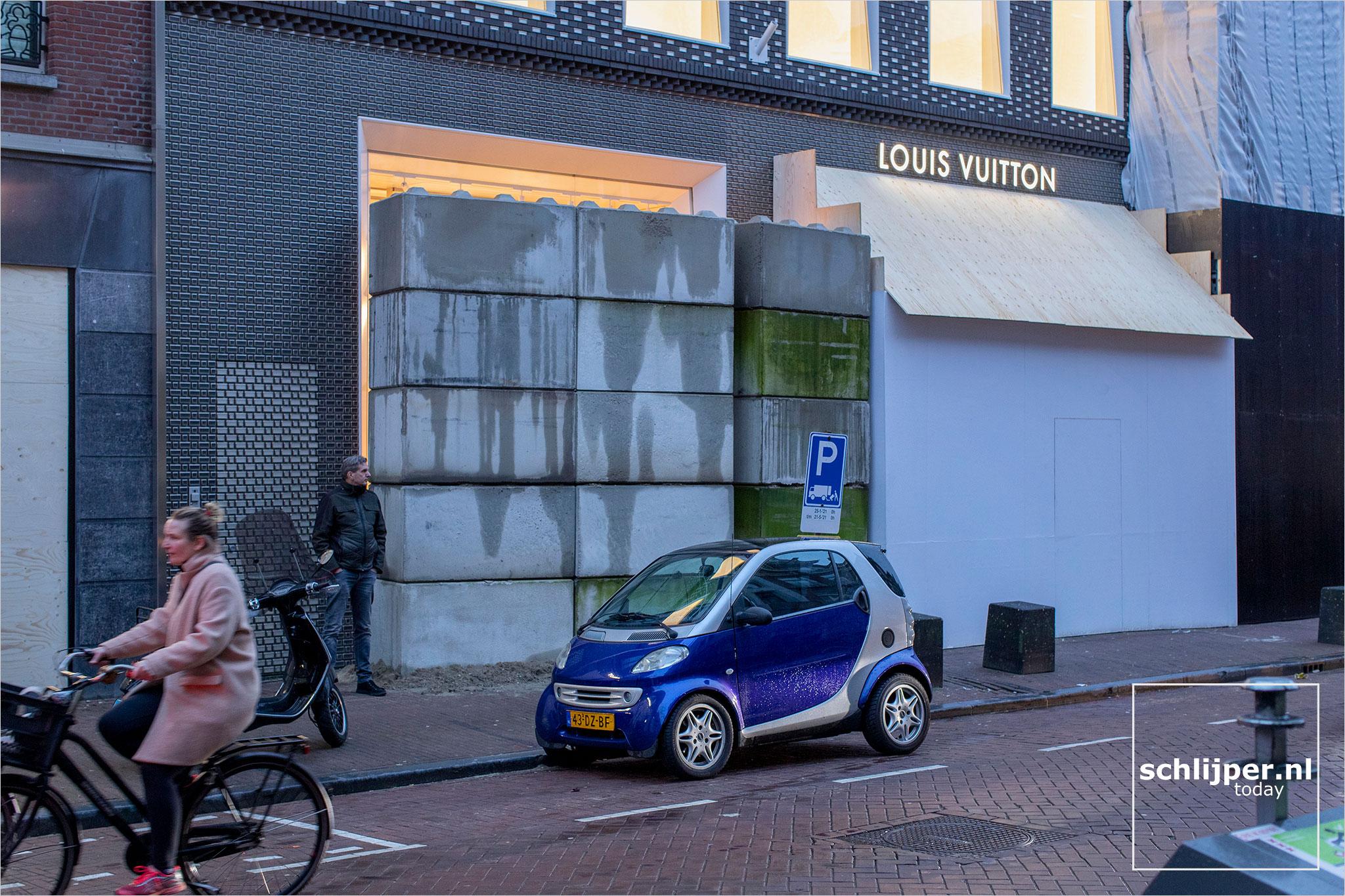 The Netherlands, Amsterdam, 28 januari 2021