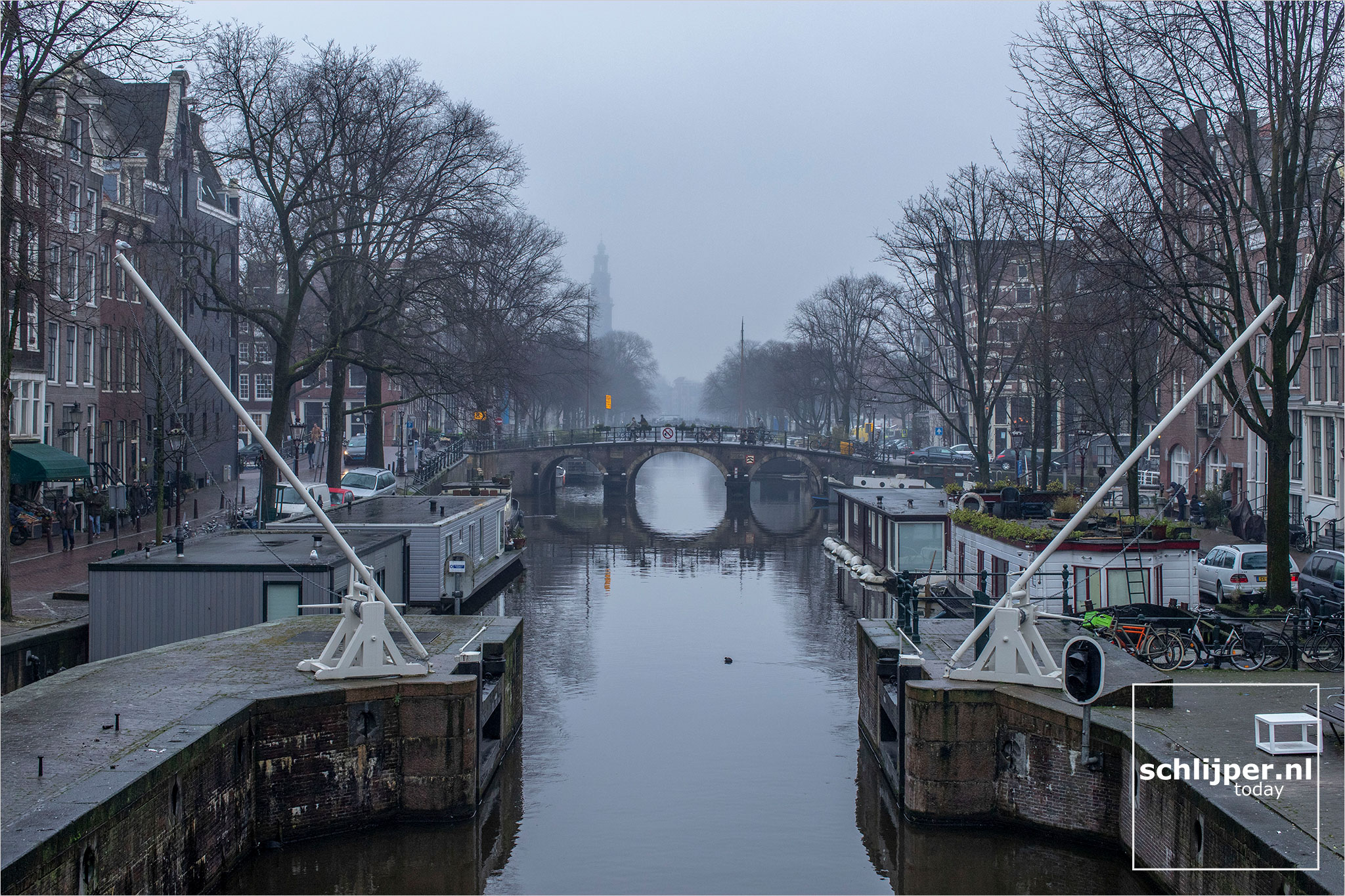 The Netherlands, Amsterdam, 1 februari 2021