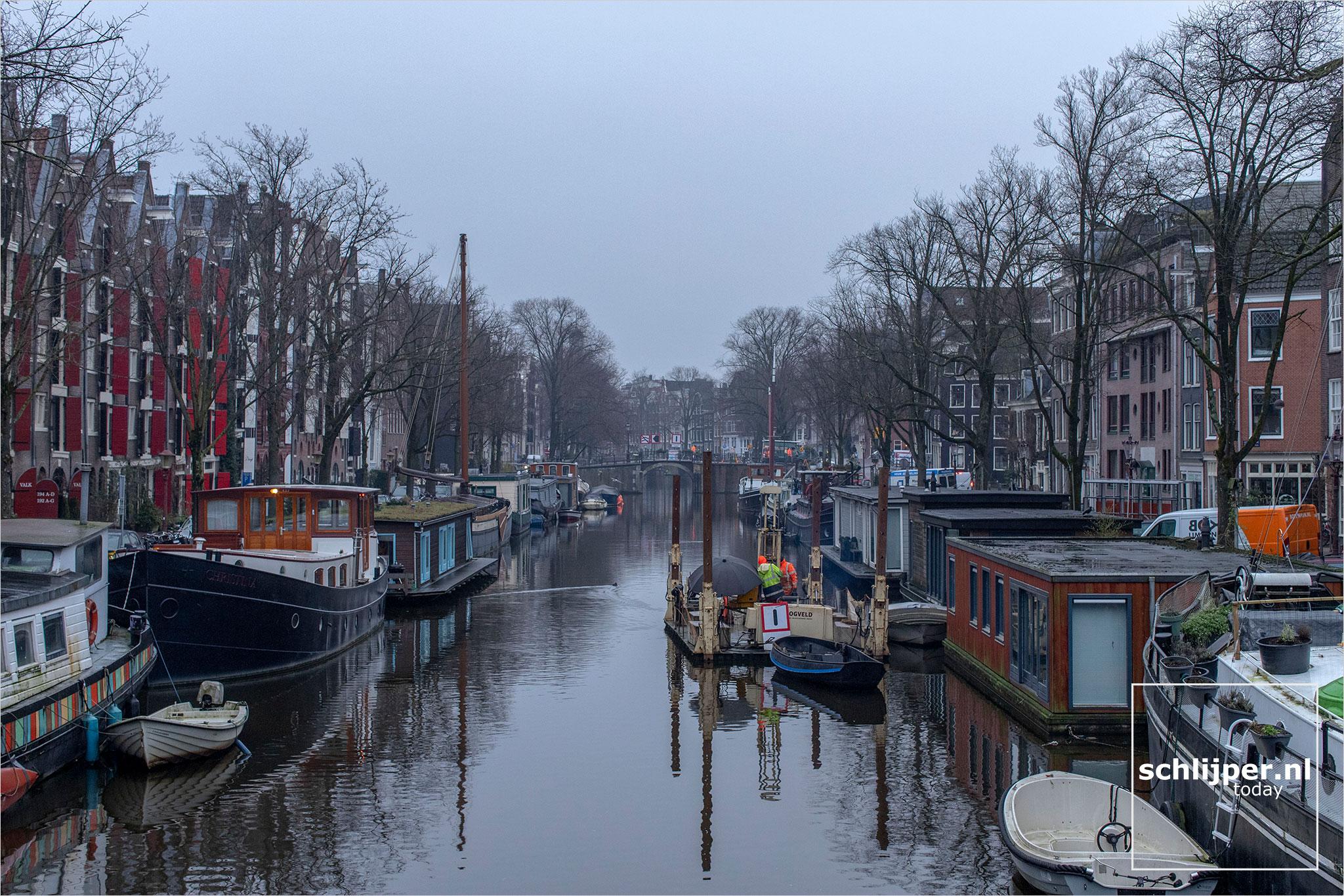 The Netherlands, Amsterdam, 2 februari 2021