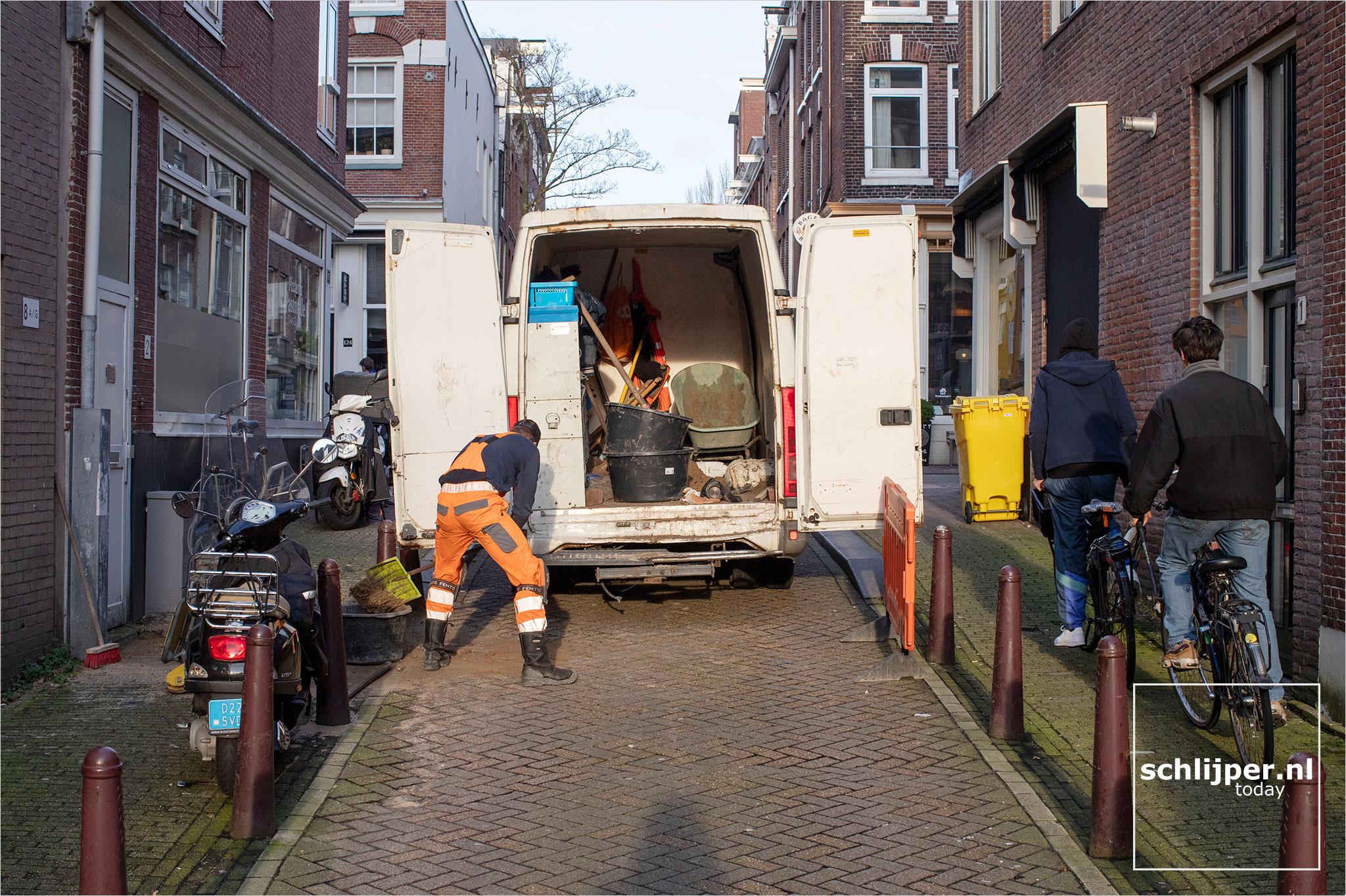 The Netherlands, Amsterdam, 4 februari 2021