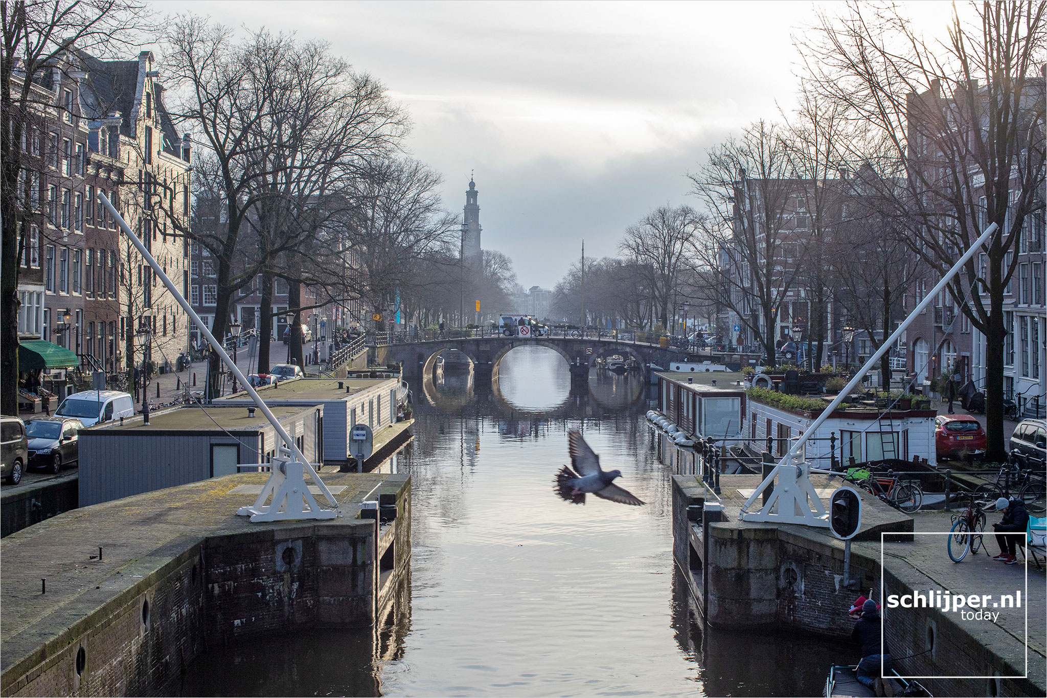 The Netherlands, Amsterdam, 4 februari 2021