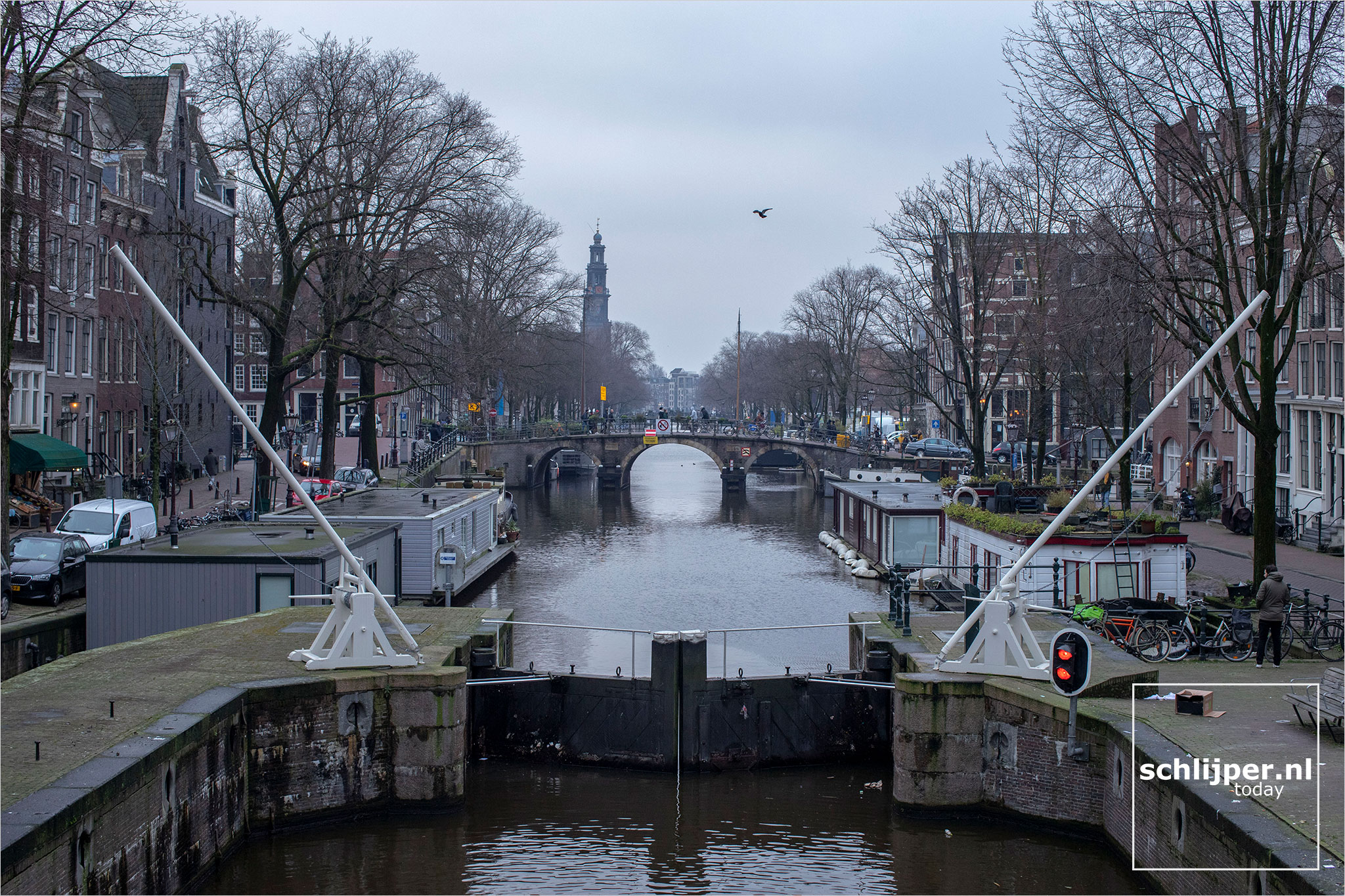 The Netherlands, Amsterdam, 6 februari 2021